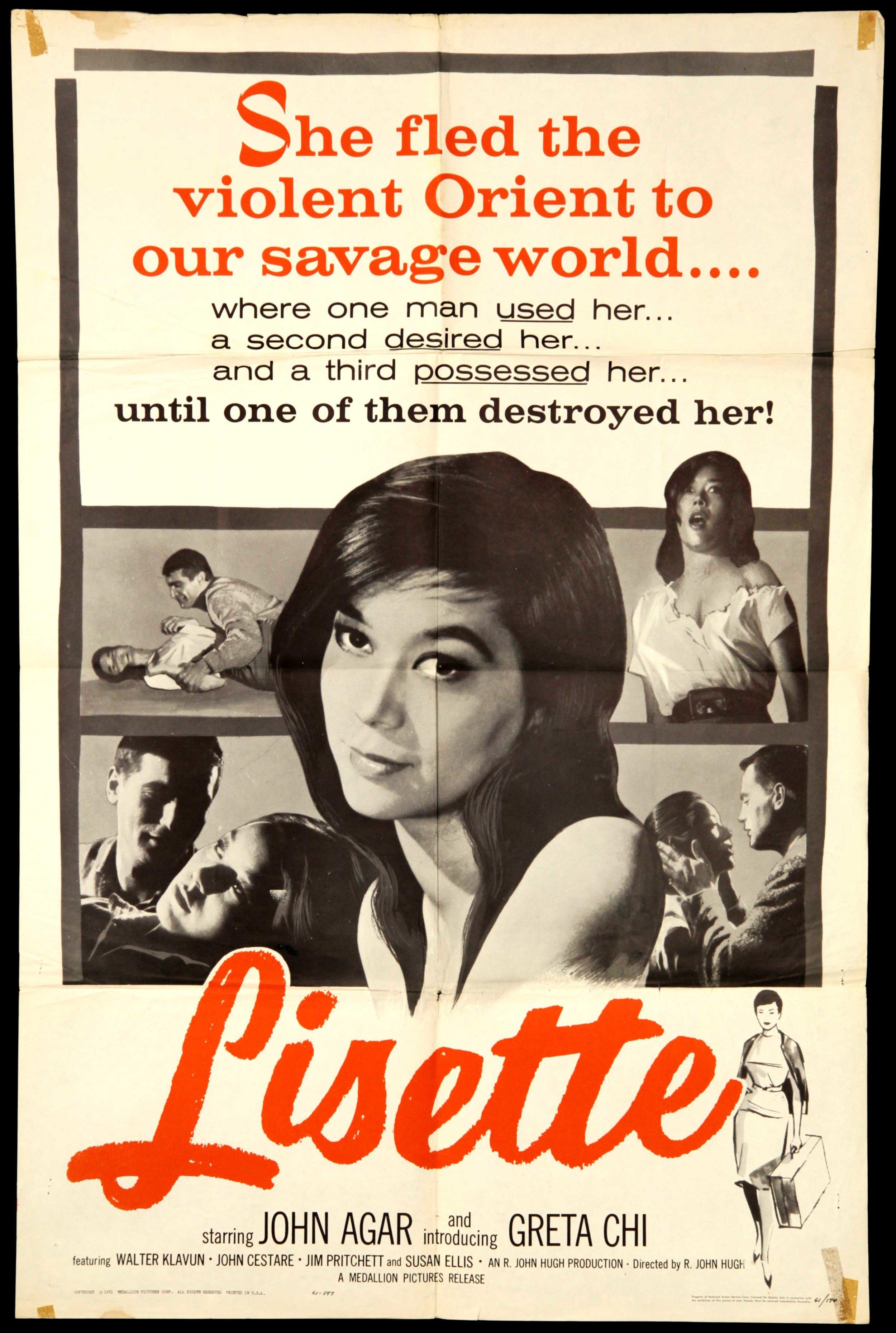 Lisette (1961)