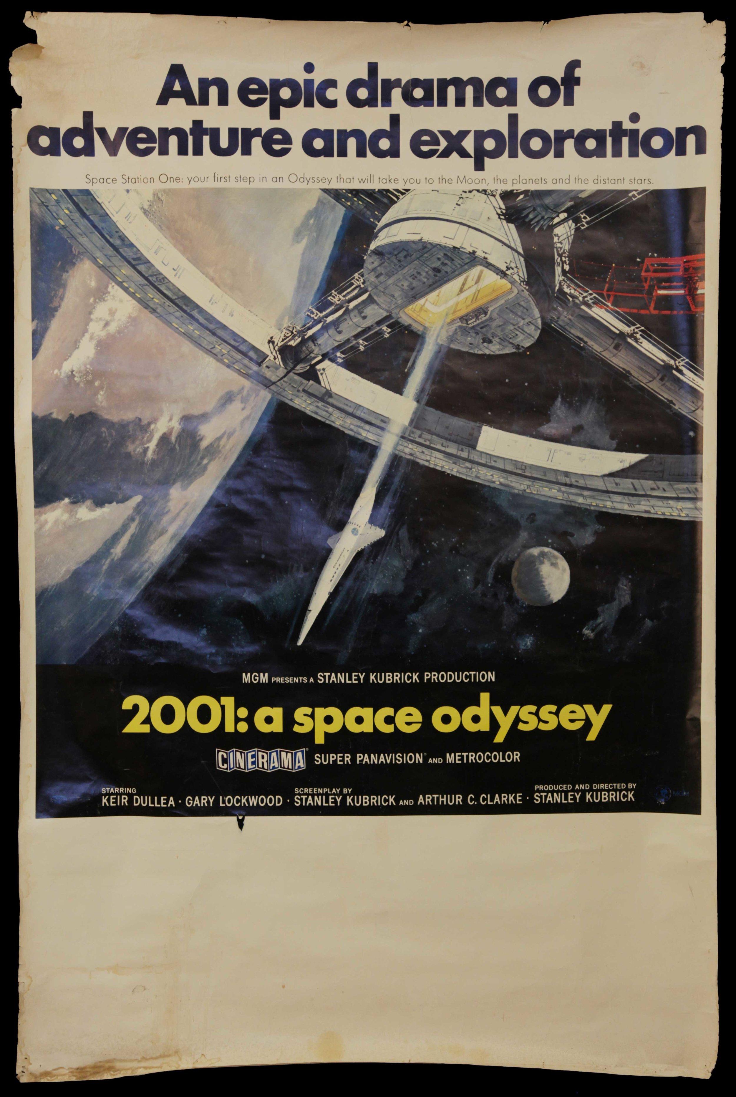 2001 A Space Odyssey (1968)