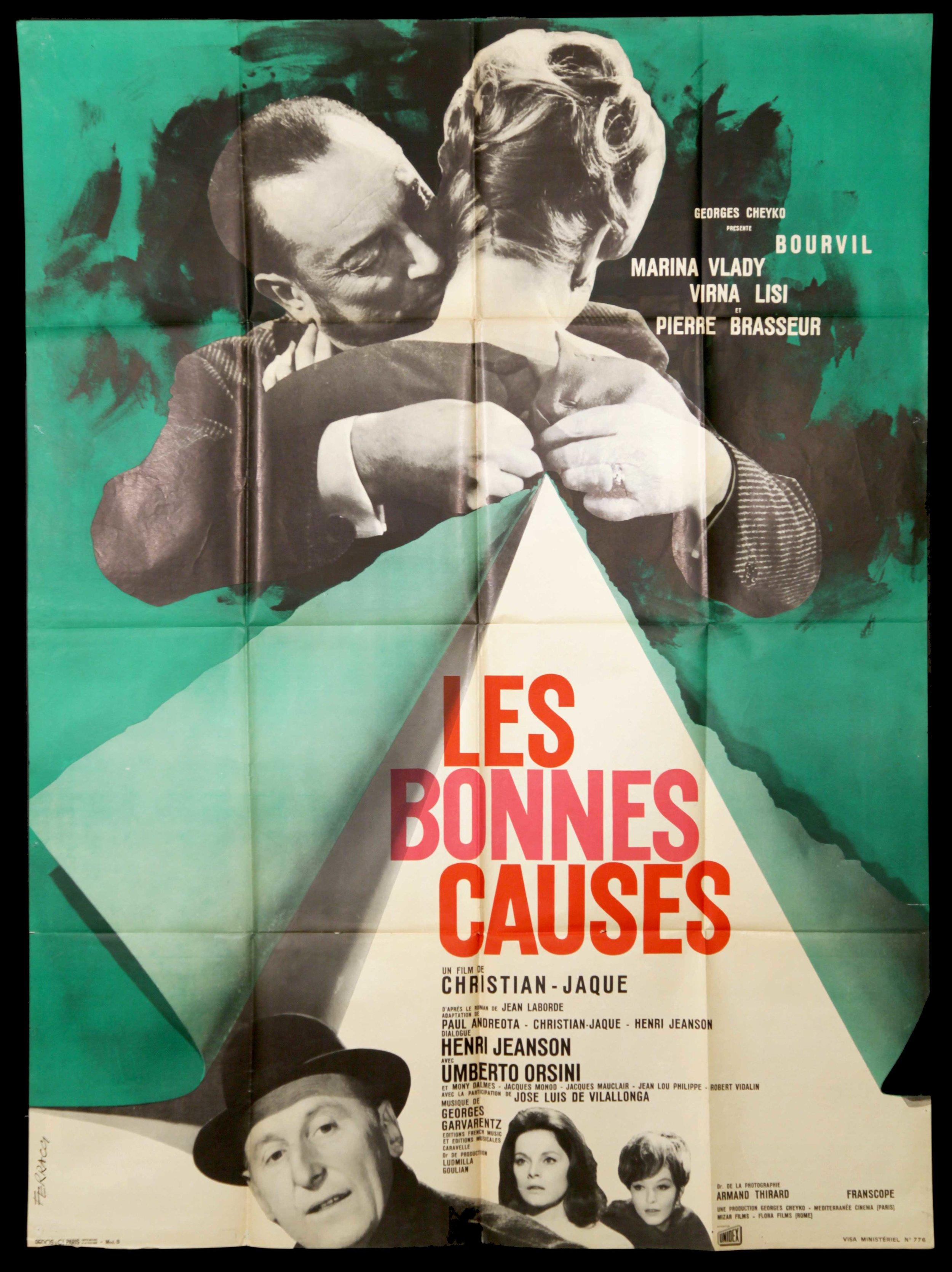 Les Bonnes Causes (1963)