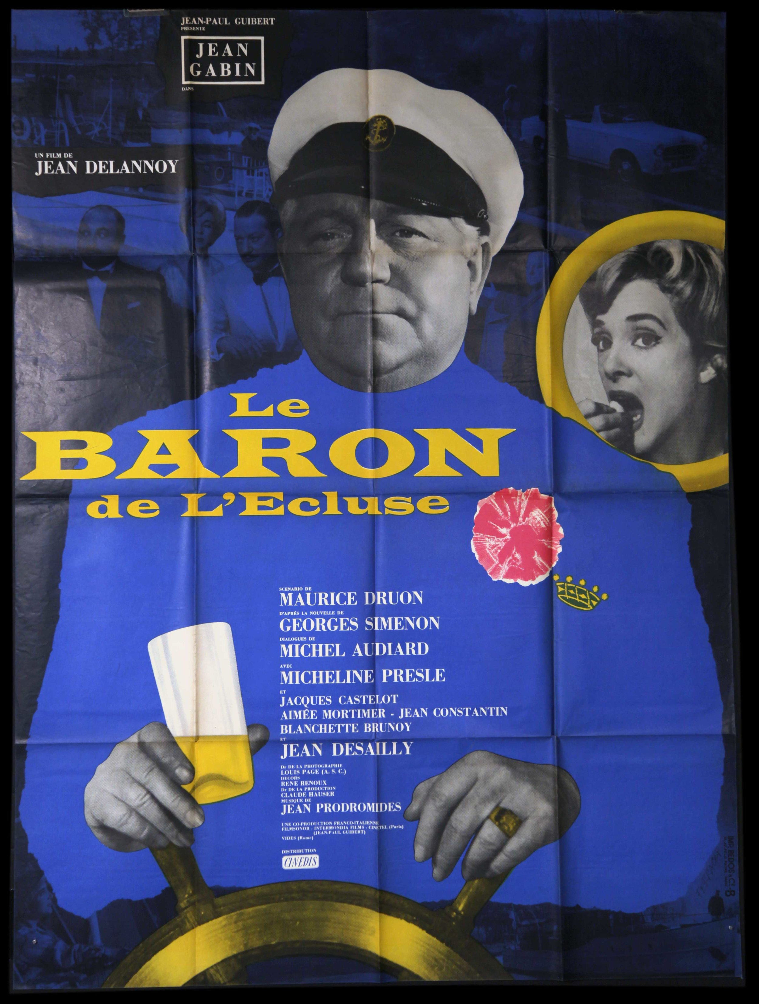 Le Baron De L'Excuse (1960)