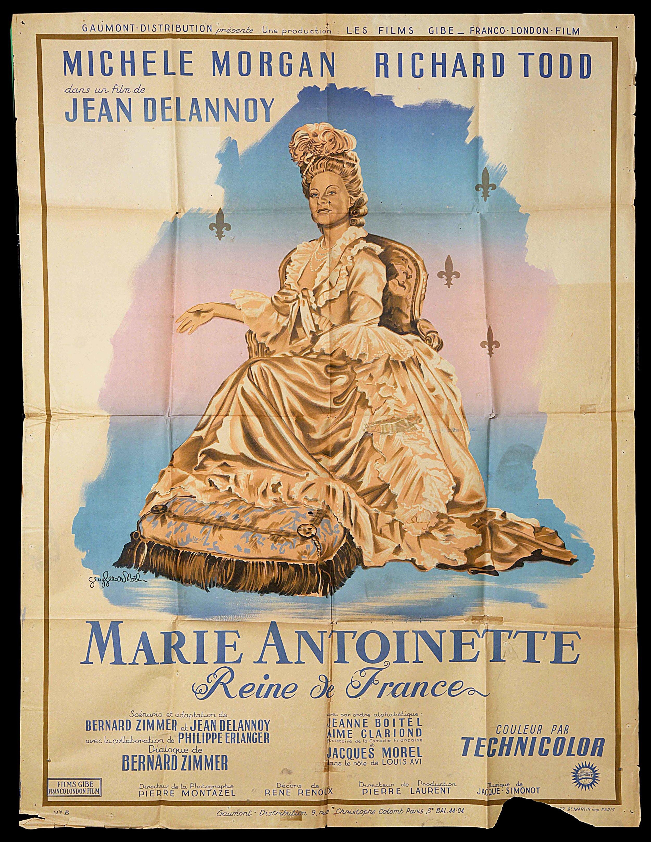 Marie Antoinette ( 1956)
