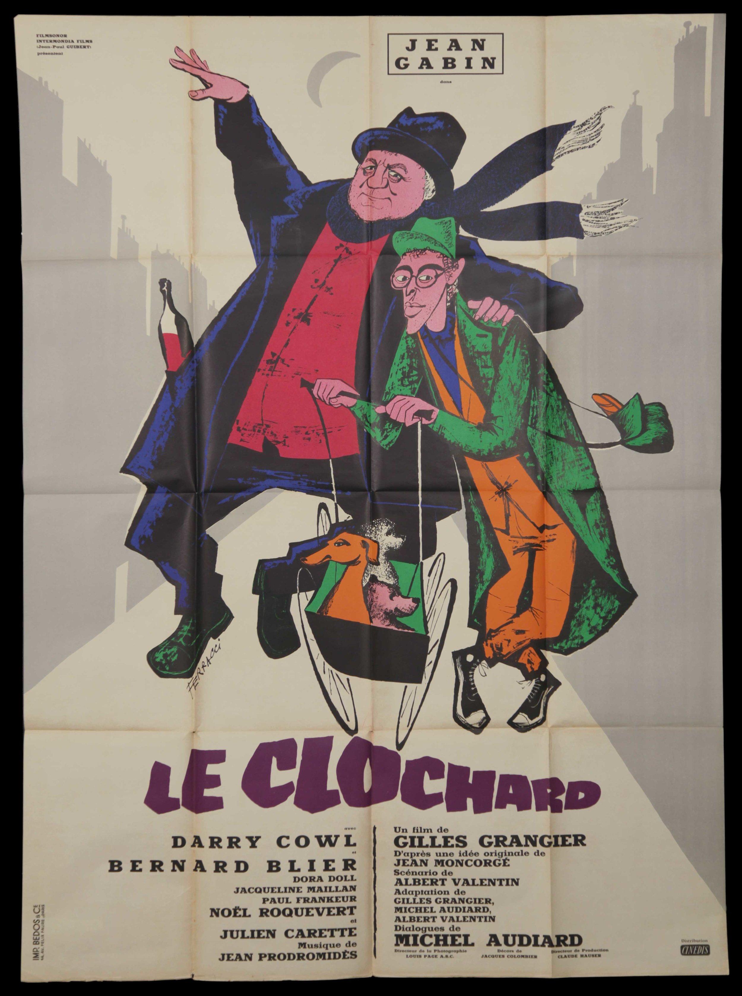 Le Clochard (1959)