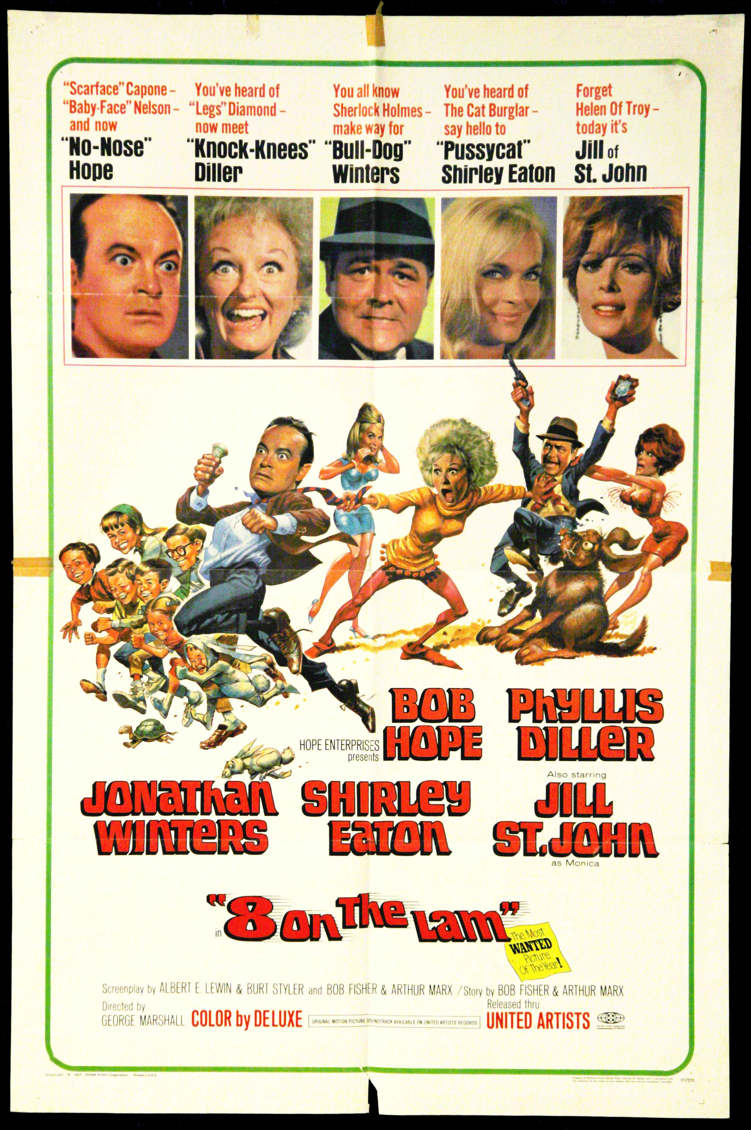 8 On The Lam (1967)