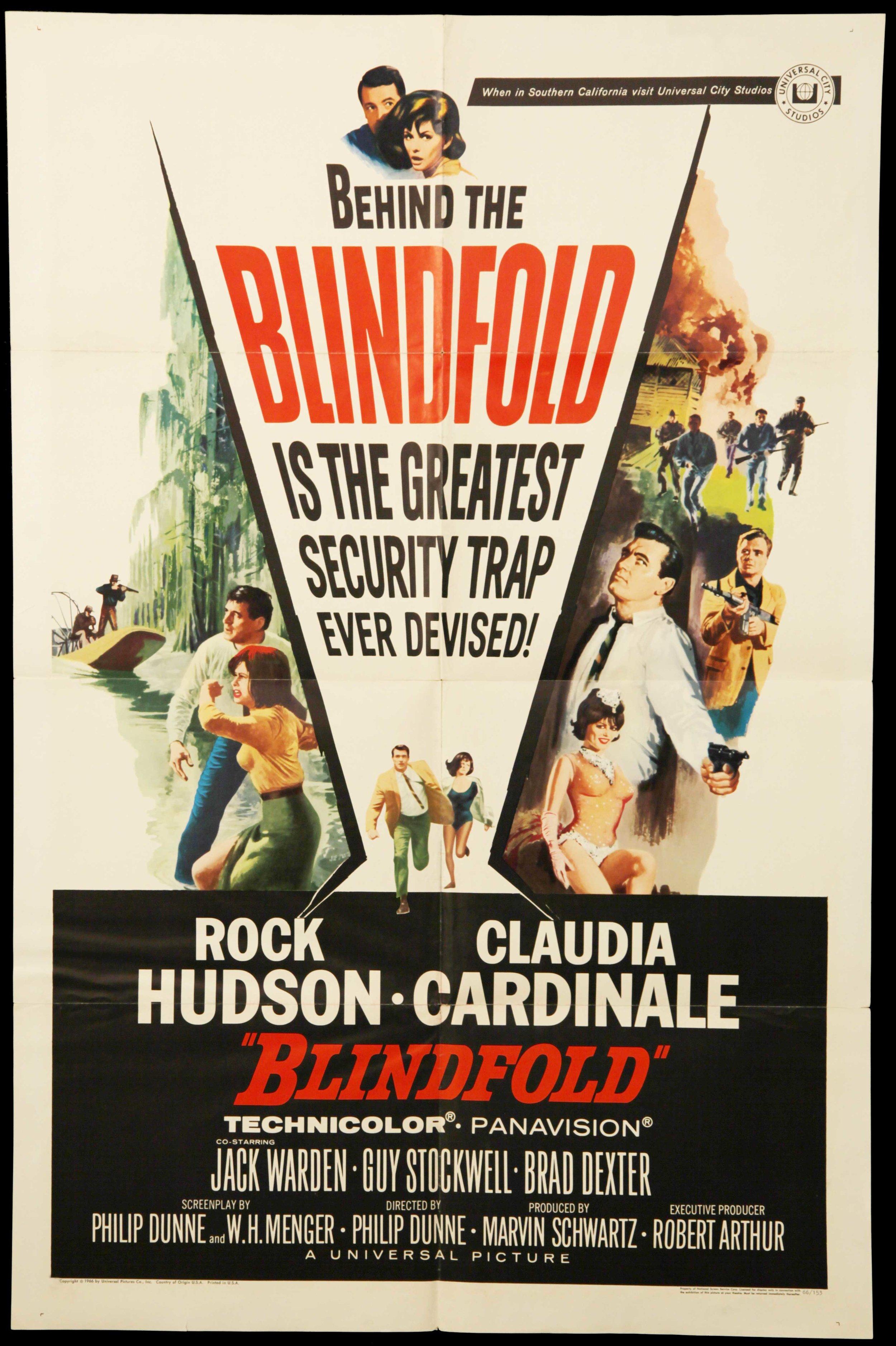 Blindfold (1966)