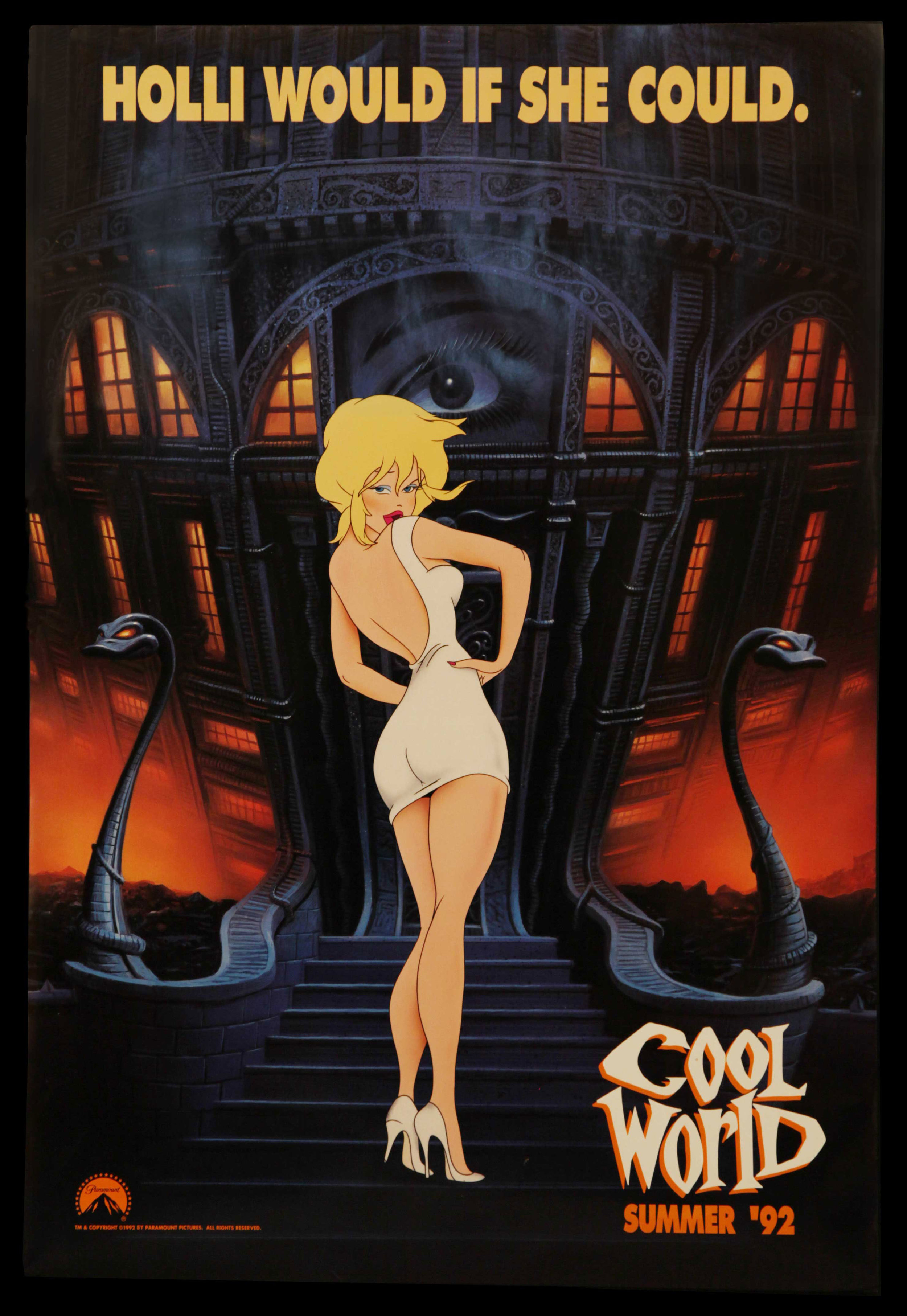 Cool World (1/2) (1992)