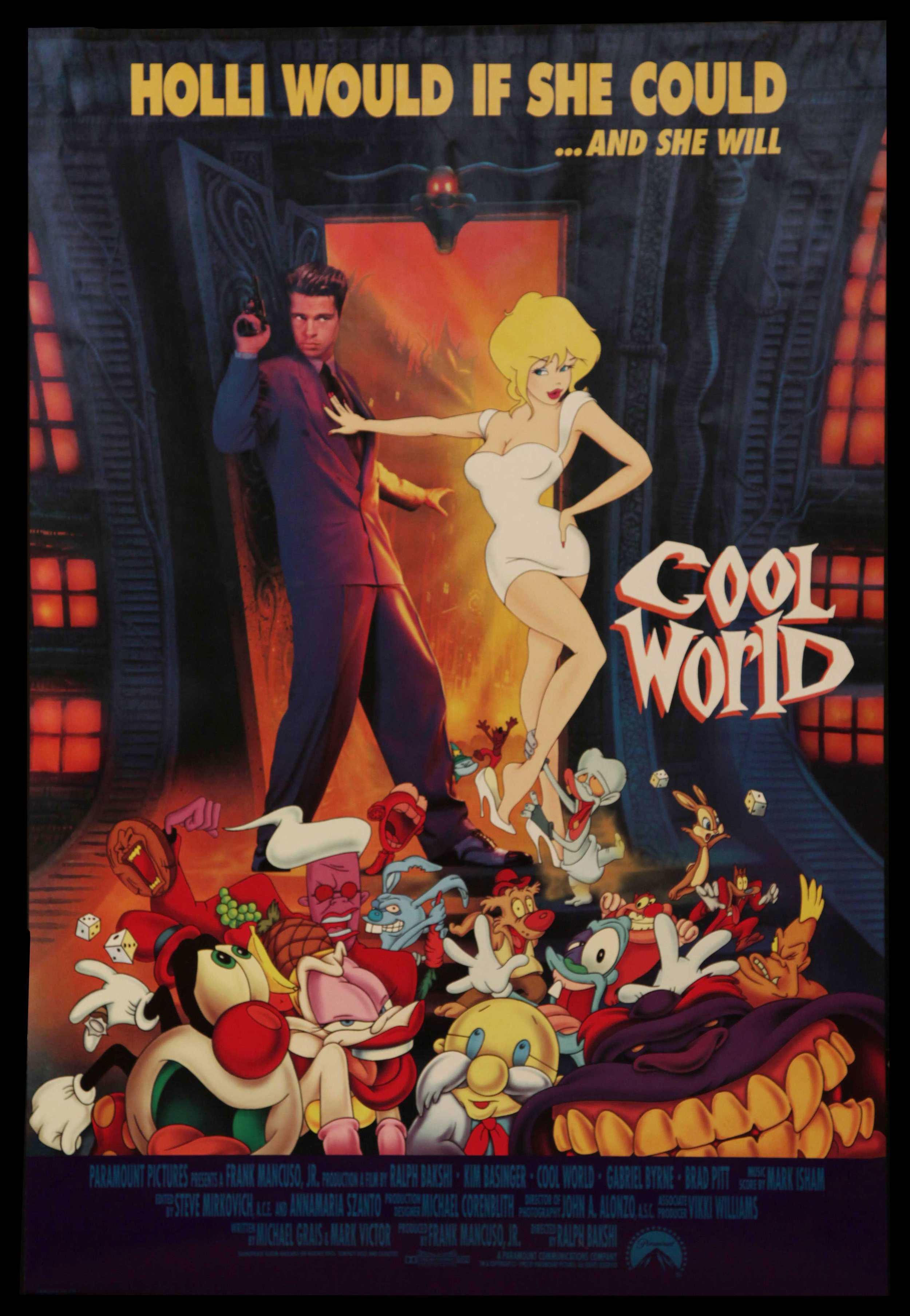 Cool World (2/2) (1992)