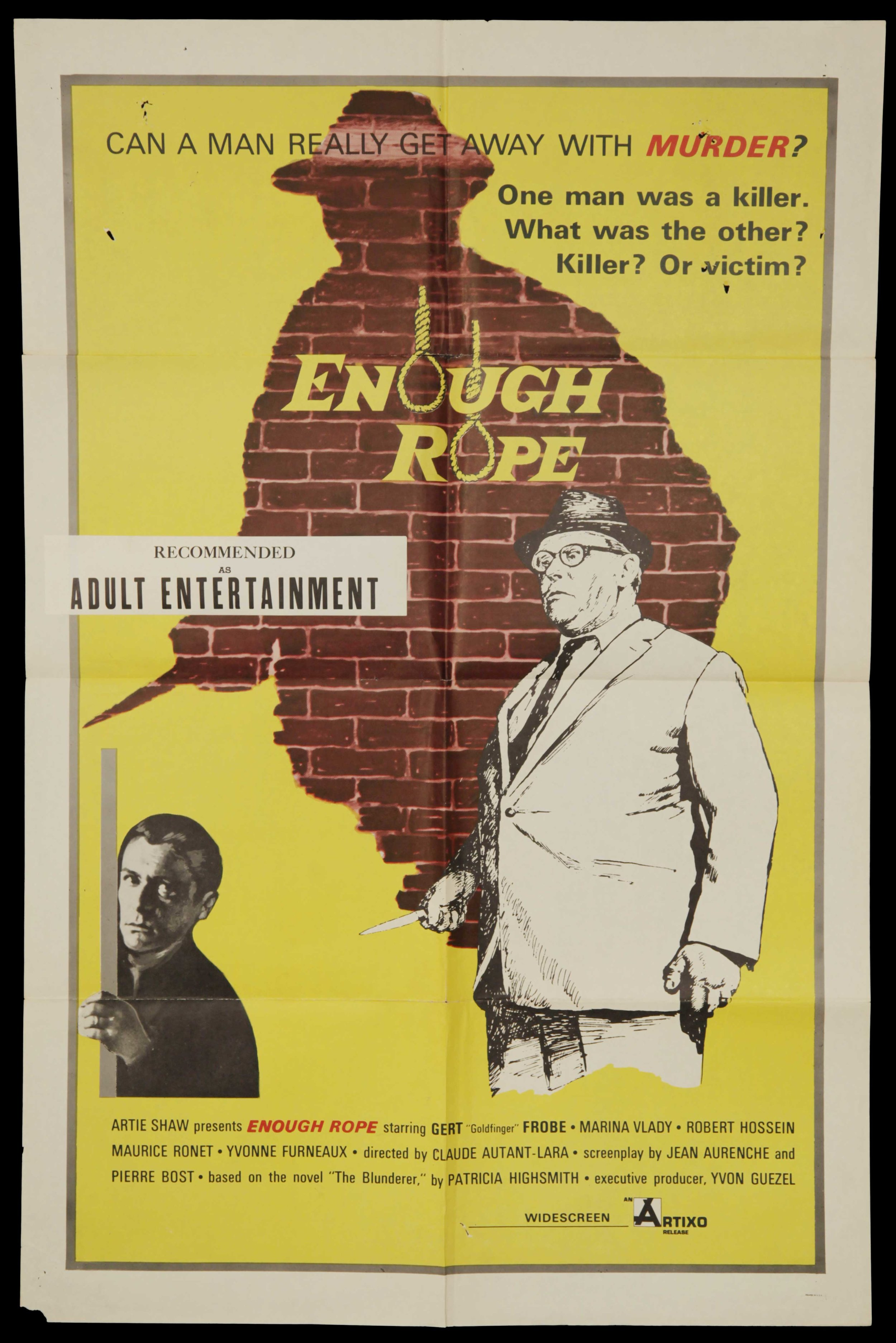 Enough Rope (1963)