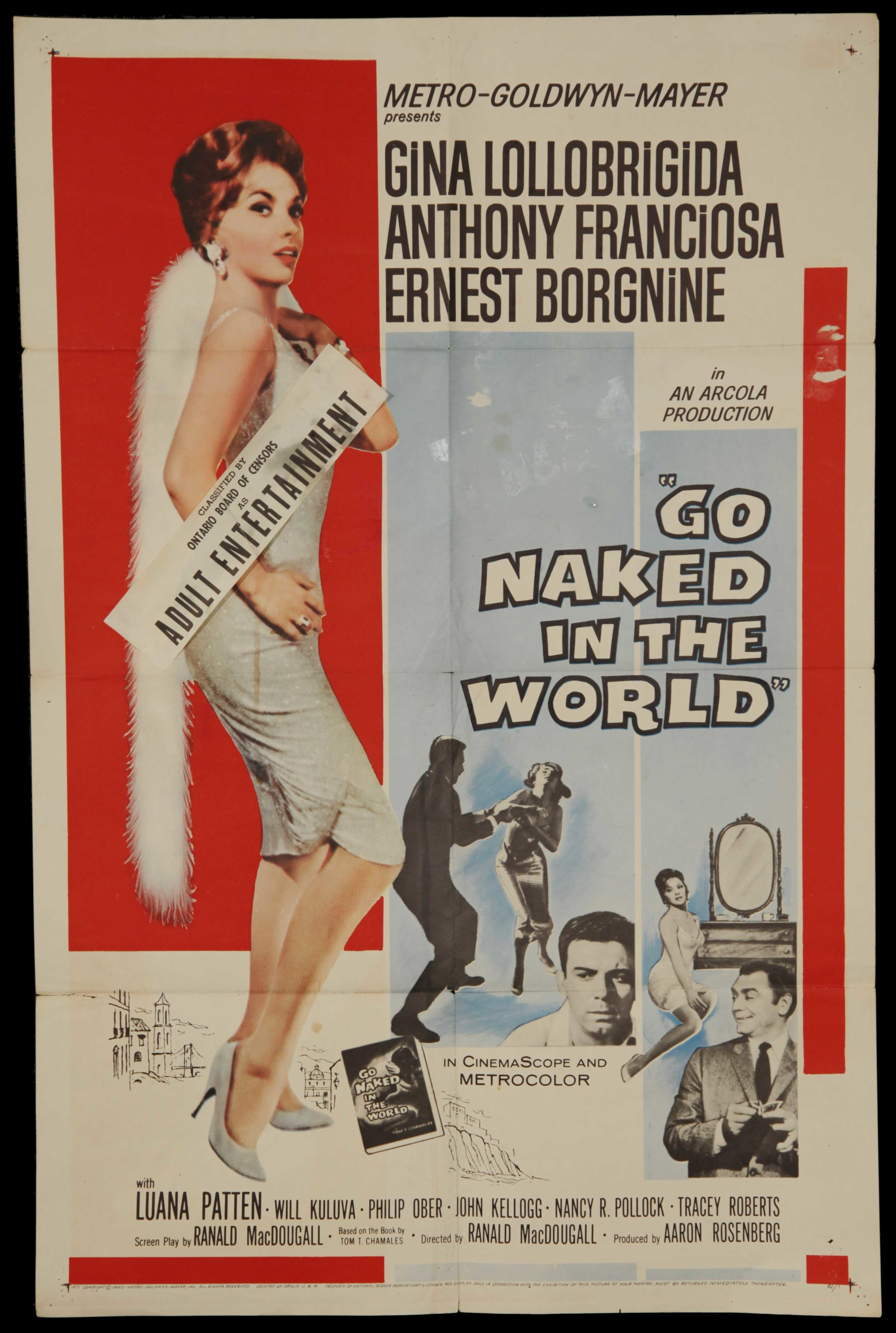 Go Naked In The World (1960)