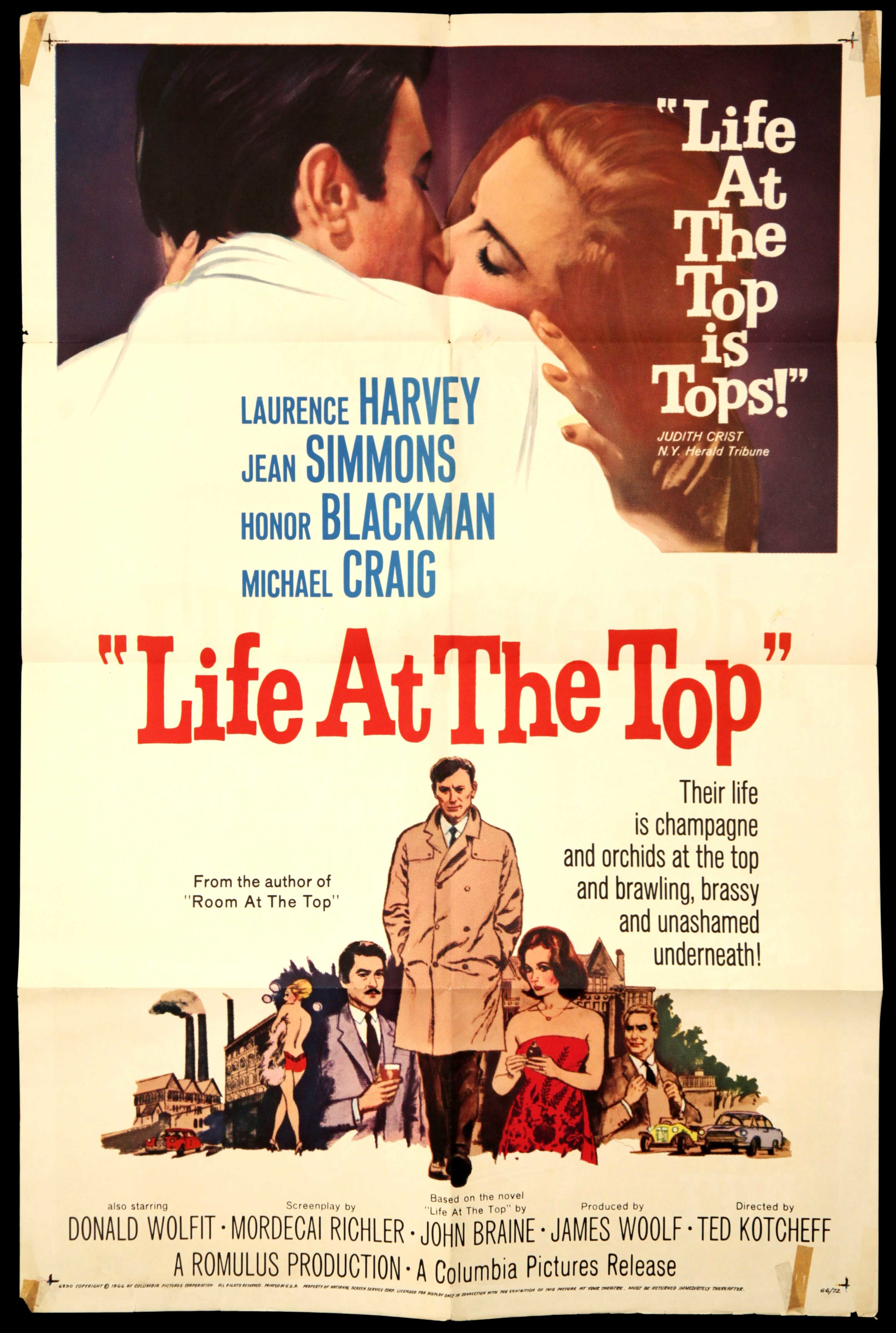 Life At The Top (1965)