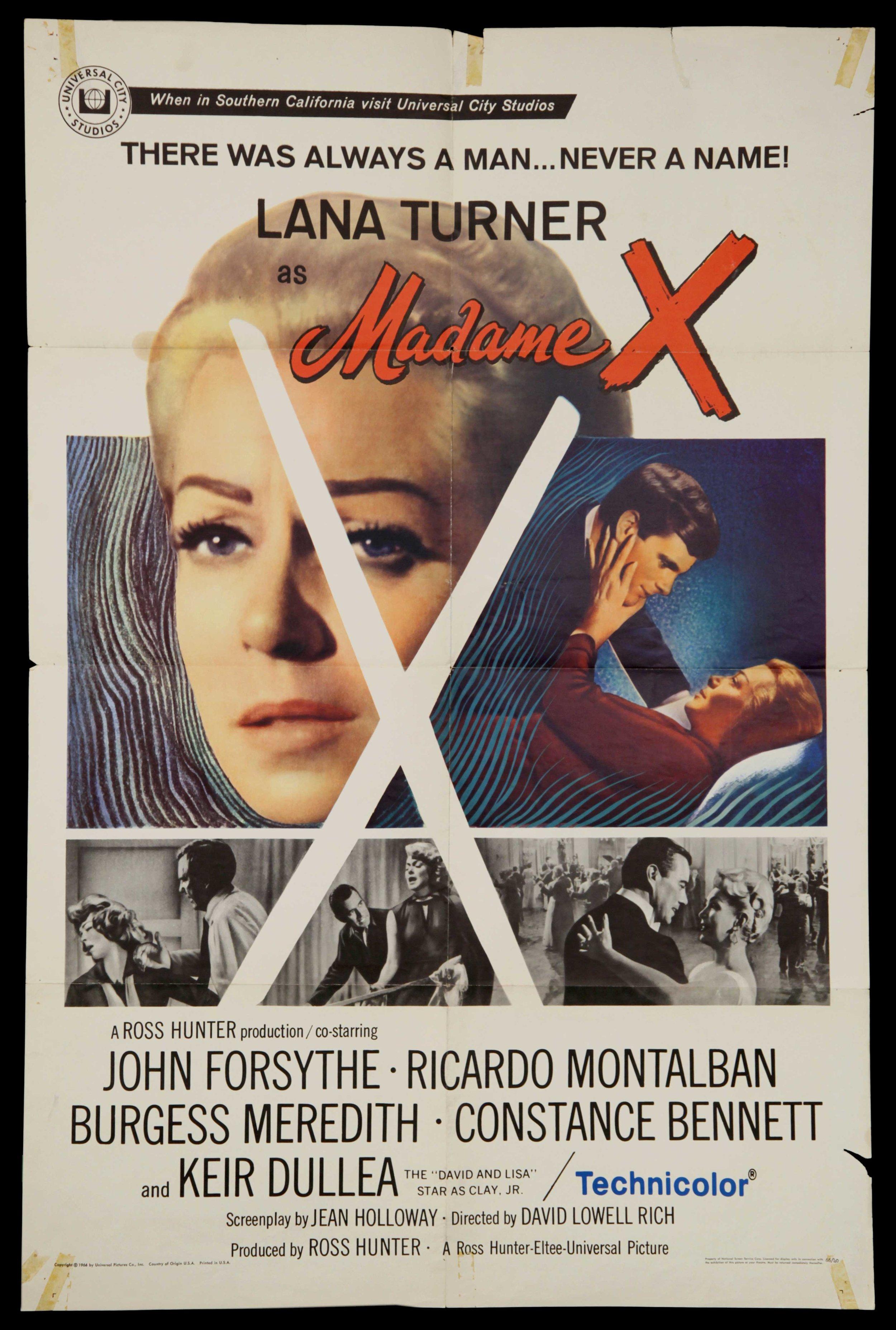 Madame X (1966)