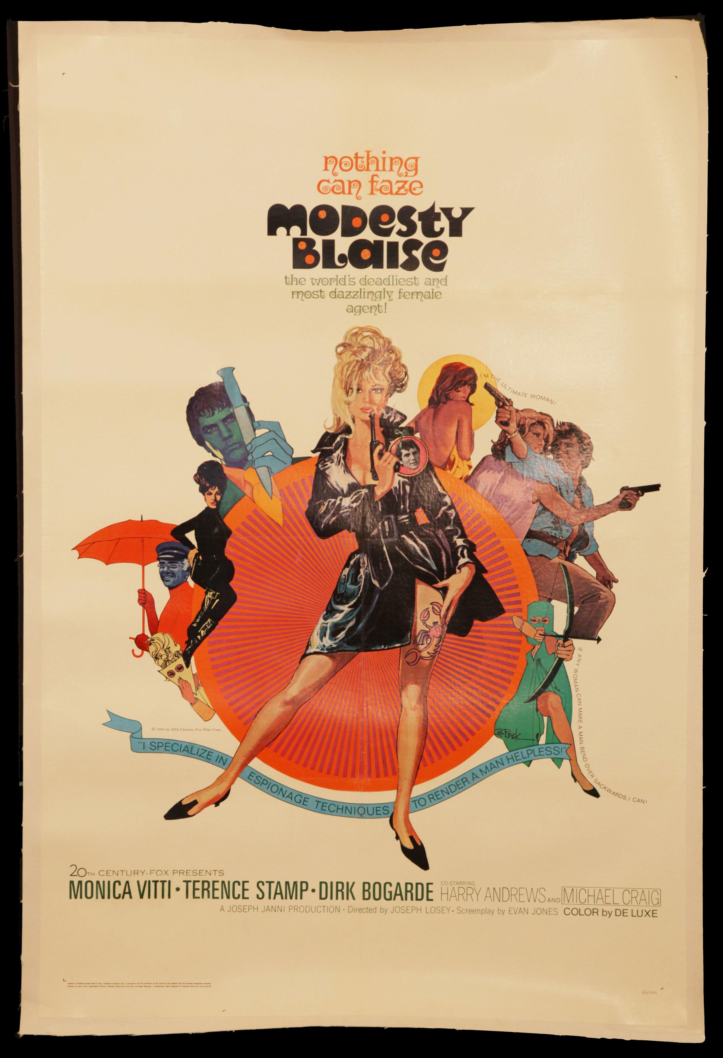 Modesy Blaise (1966)