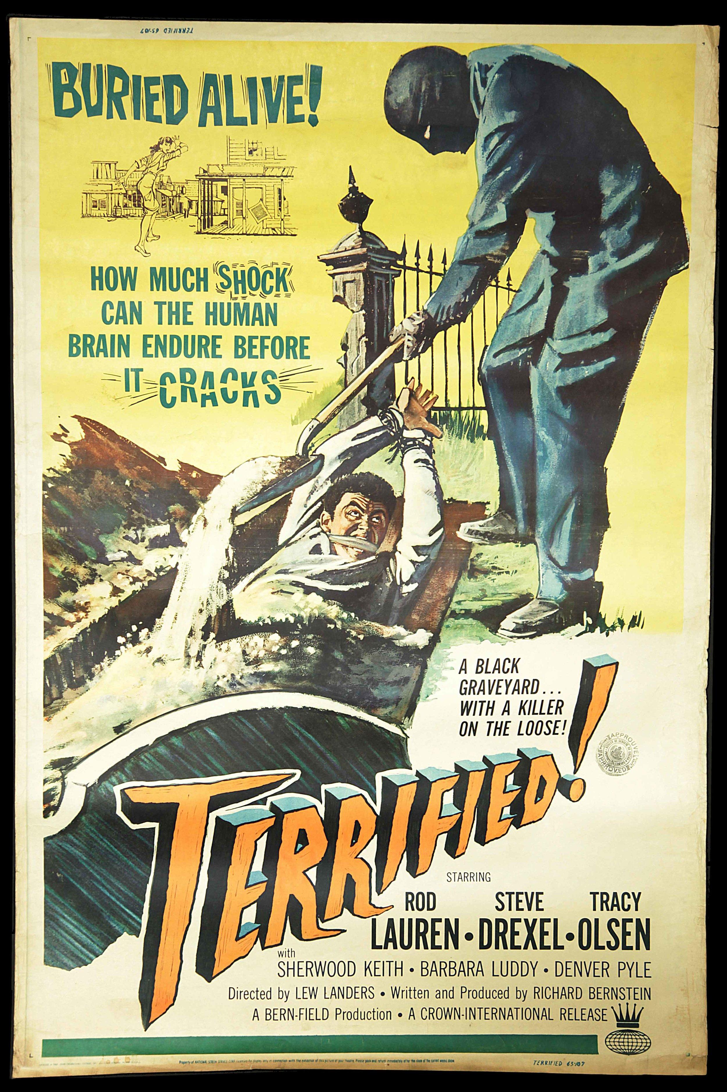 Terrified (1963)