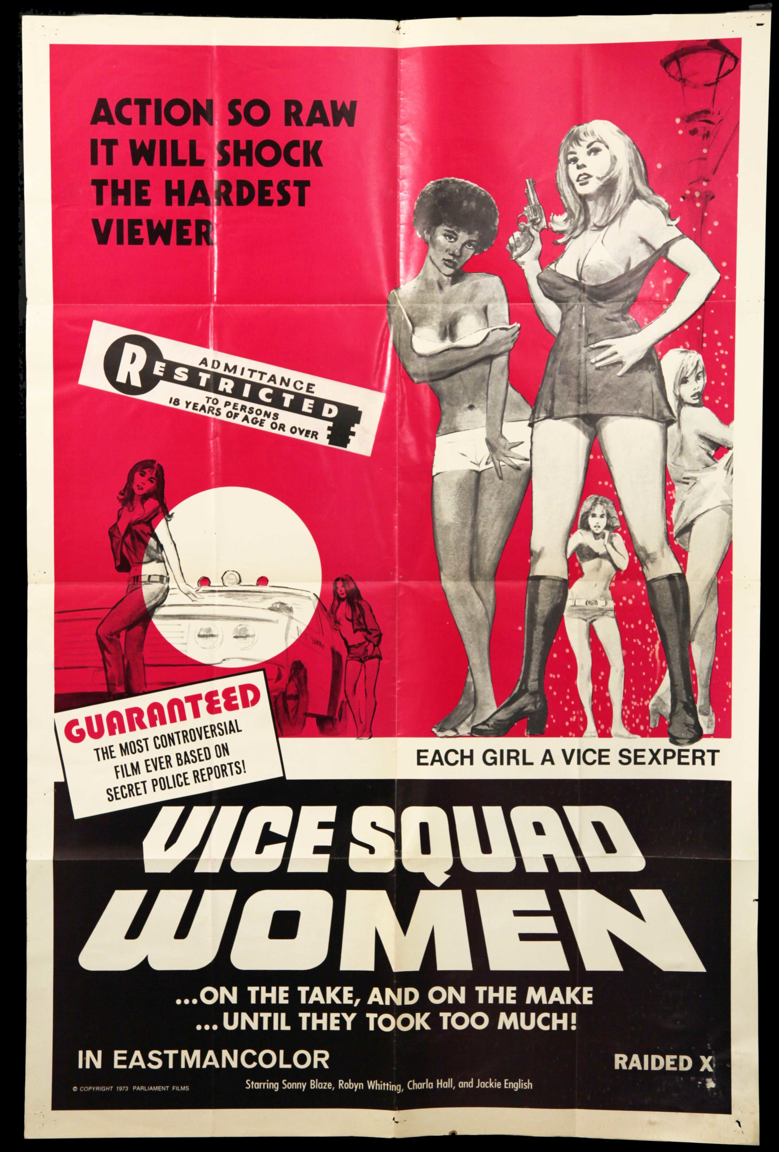 Vice Squad Women (1973)
