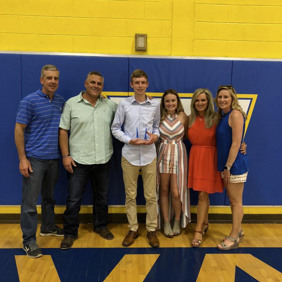 Recipients - of the David D Stiles V Scholarship