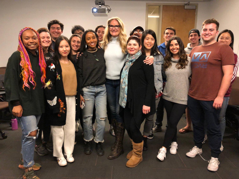 USC, School of Cinematic Arts 2019