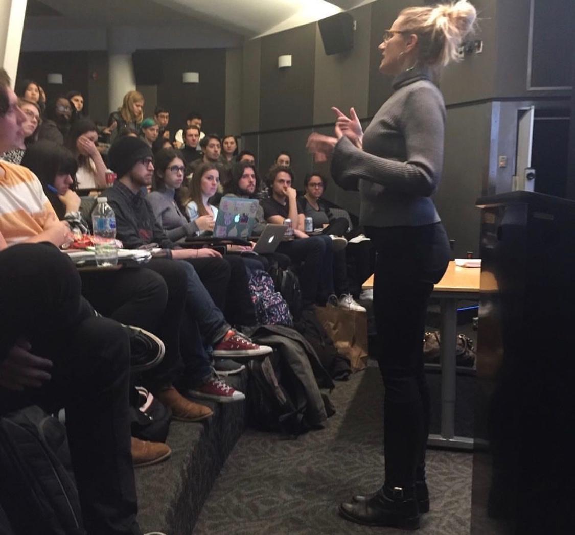 NYU, Tisch School of the Arts- 2017