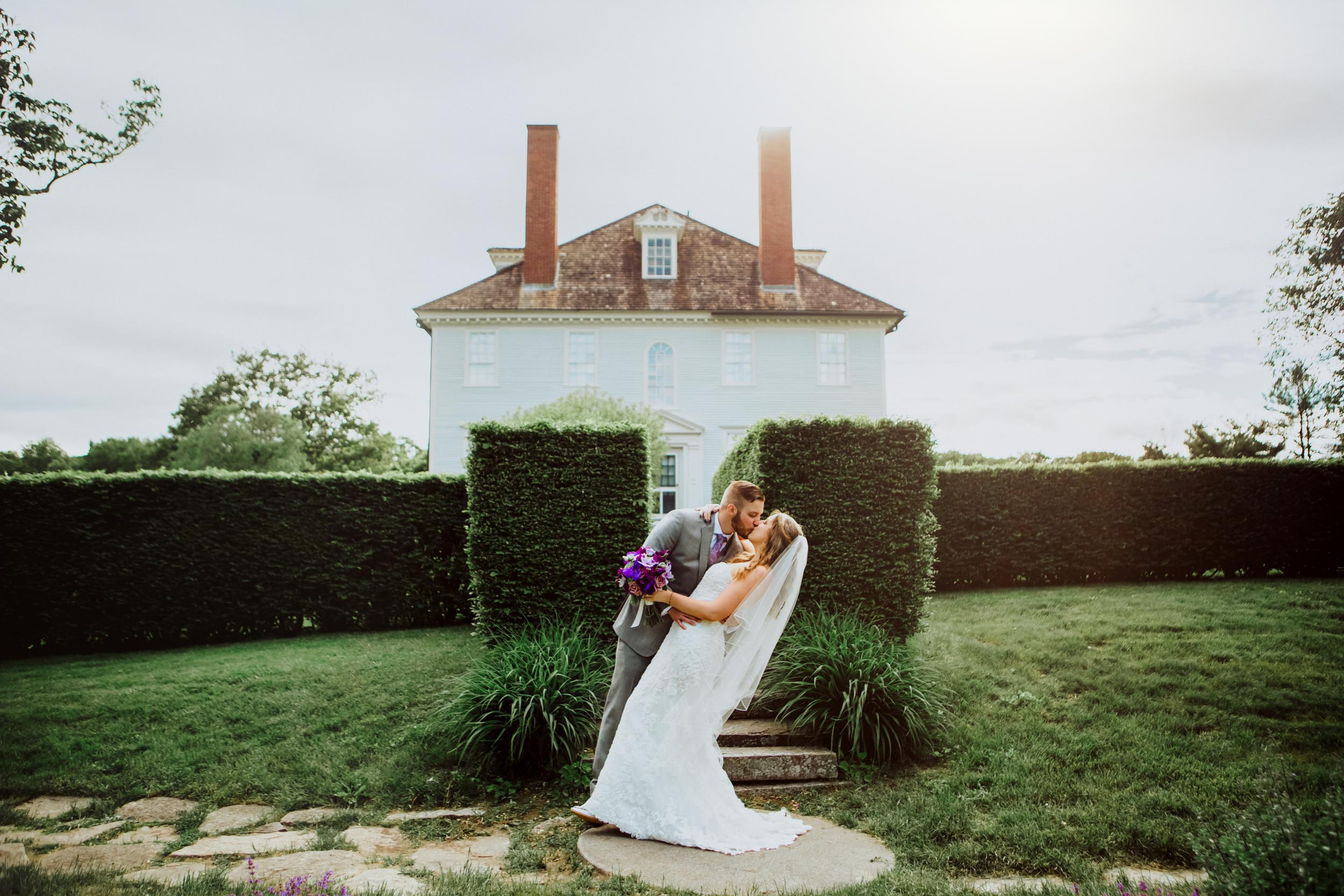 Wedding photography - Romantic and timeless wedding photography. Documenting real moments throughout New England.