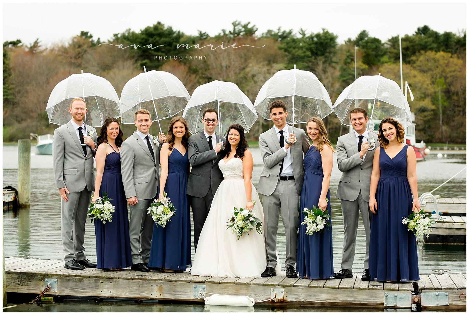Nonantum Resort Wedding Kennebunkport Maine