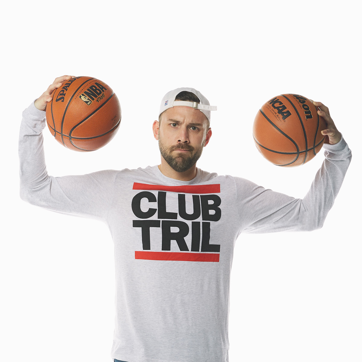 A note fromClub Trillion Foundation founder, former Ohio State basketball walk-on Mark Titus -
