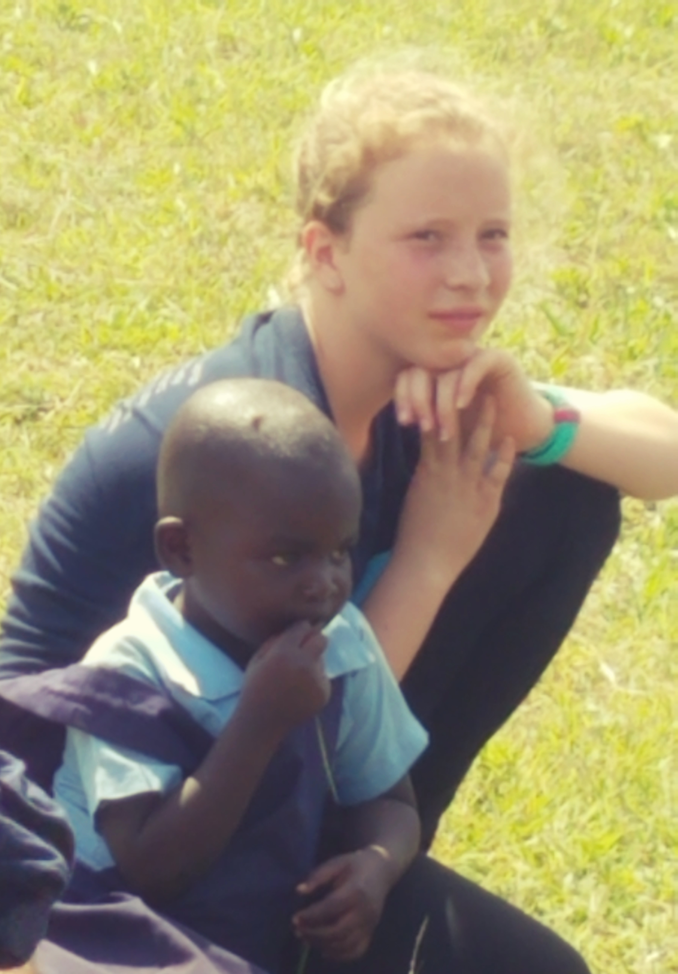 Will you be a Well-Wisher with me? - From Sierra: My Passion Project for 7th grade (along with my family's 2019 goal) is to bring clean, accessible water to Mikei village in southwest Kenya. A water well can benefit so many people there, especially the women. So I have researched how to raise money and help others raise money to support this well that will completely change their lives. For example, at my middle school I am doing a lollipop sale to raise $350 in support of 50 villagers so our CHMS Kids for Peace Club is listed on the Well Wisher plaque in Kenya. I am also sewing and selling 30 pillowcases at $10/each. I can't wait to see the difference for kids like Ruthie when we go back to see the well in a couple years! Thank you for reading!