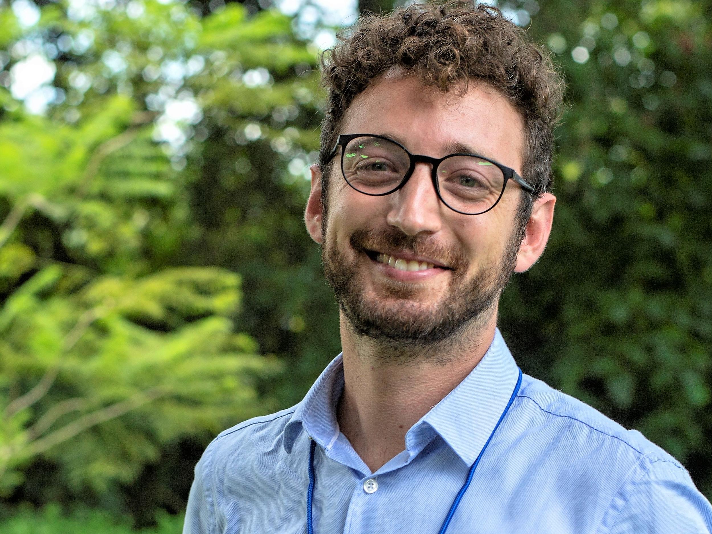 Nicolás Wertheimer - Médico y emprendedor social. CEO de Proyecto Agua Segura.