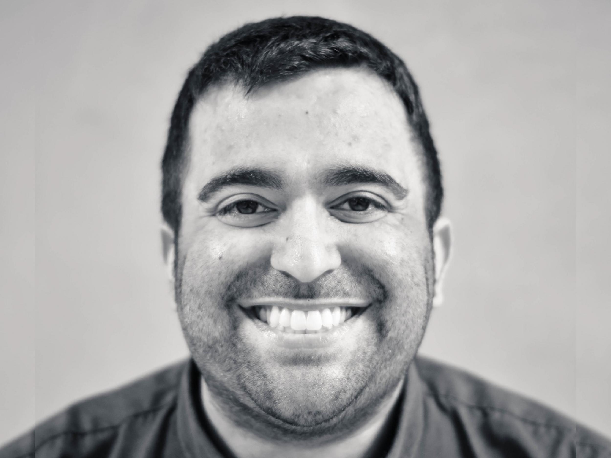 Julián Bronstein - Director de Operaciones en Laboratorio de Futuro, Espacio Abasto.
