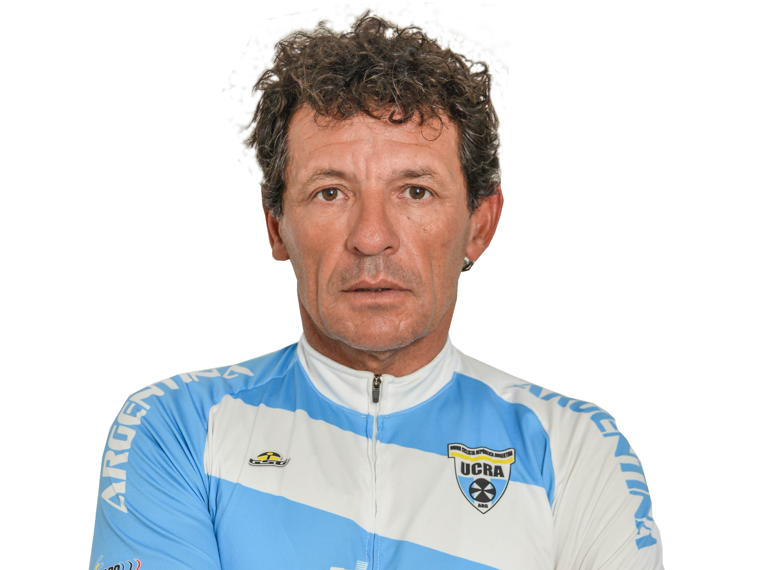 Juan Curuchet - Campeón olímpico de ciclismo Juegos Olímpicos de Pekín 2008.