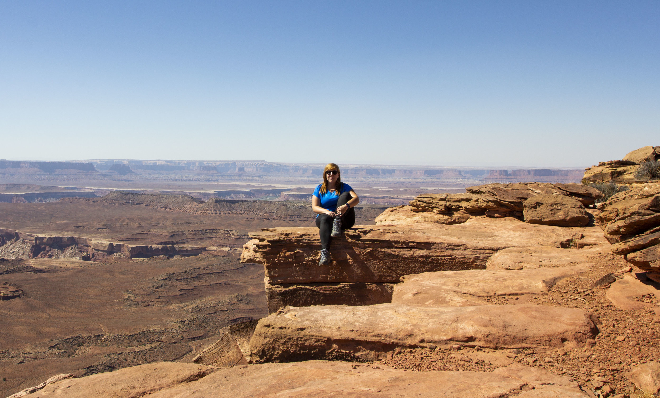 This is me in Canyonlands, halfway through a three week solo road trip that I legitimately could not have mentally or emotionally managed prior to meds. It was awesome. (Epic road trips not guaranteed by meds.)