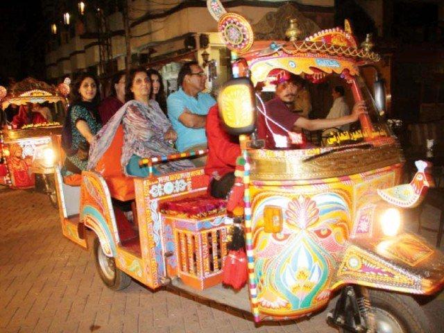 Photo 87 - Rangeela Rickshaw.JPG