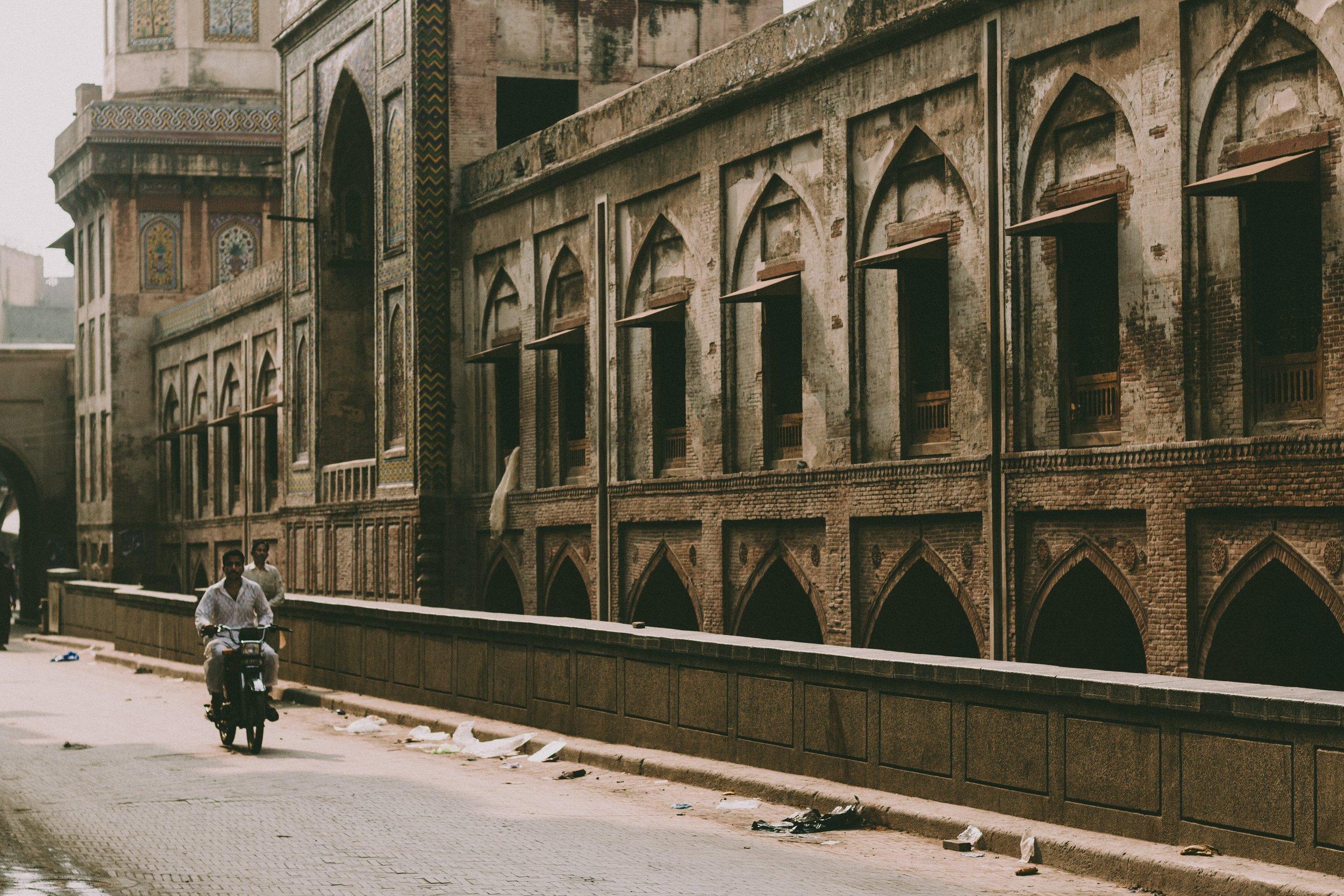 Photo 105 - Man on Motorcycle in Lahore.jpg