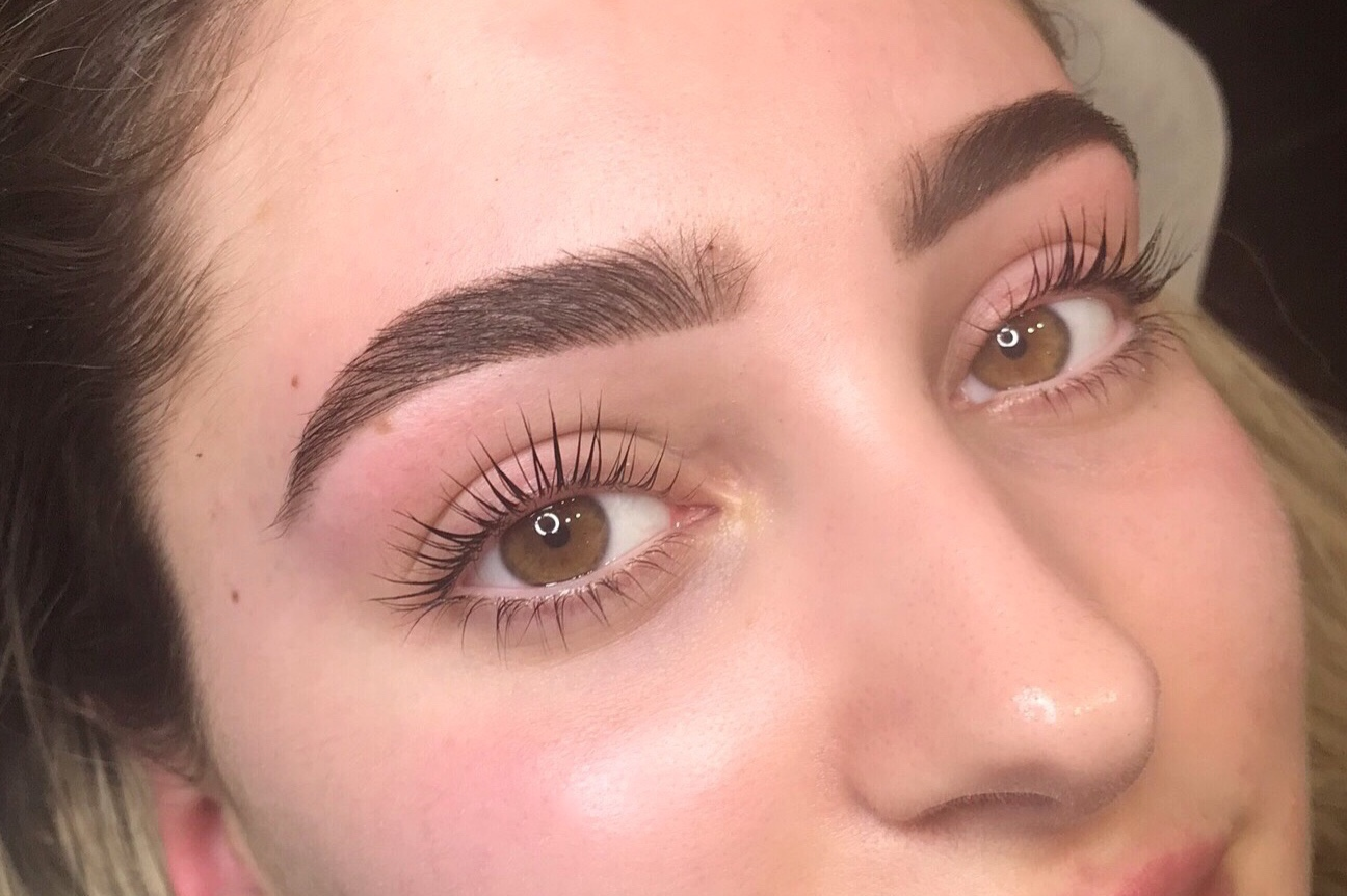 Brow Sculpt - initial visit - $75 with Victoria*$65 with Melinda$60 with Florence