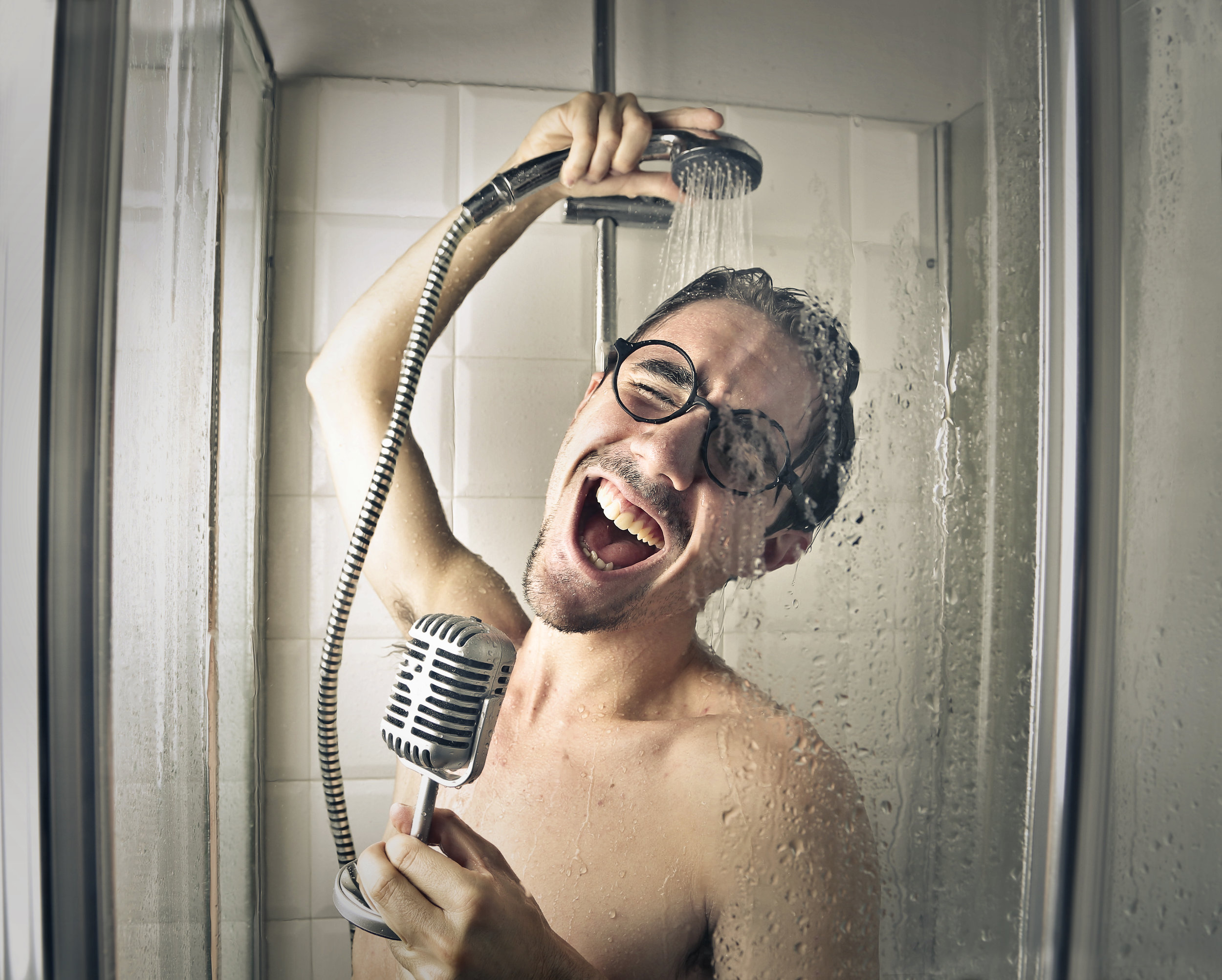 why-conserve-five-minute-shower-man-sing