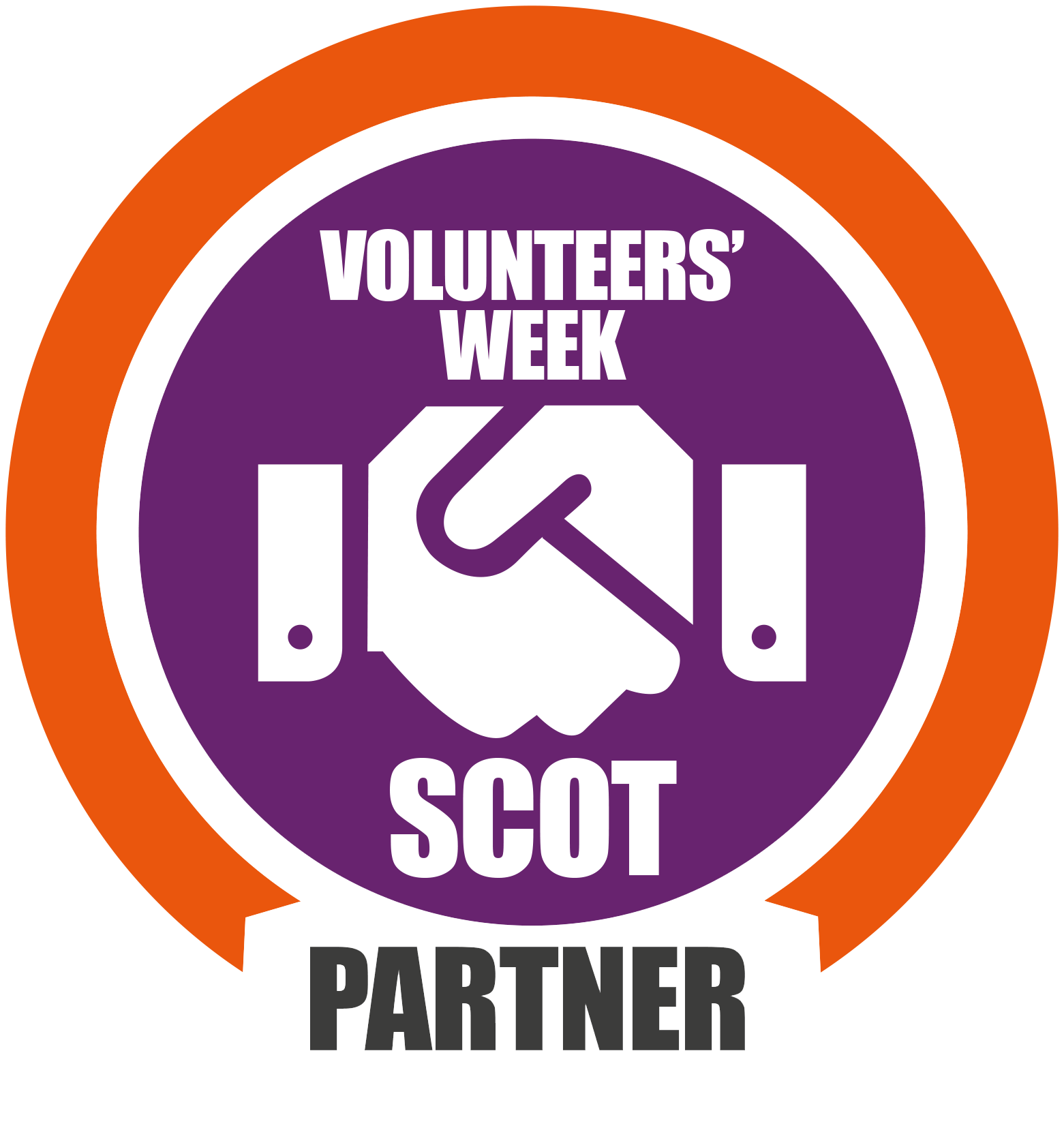 Volunteers Week Scotland Partner