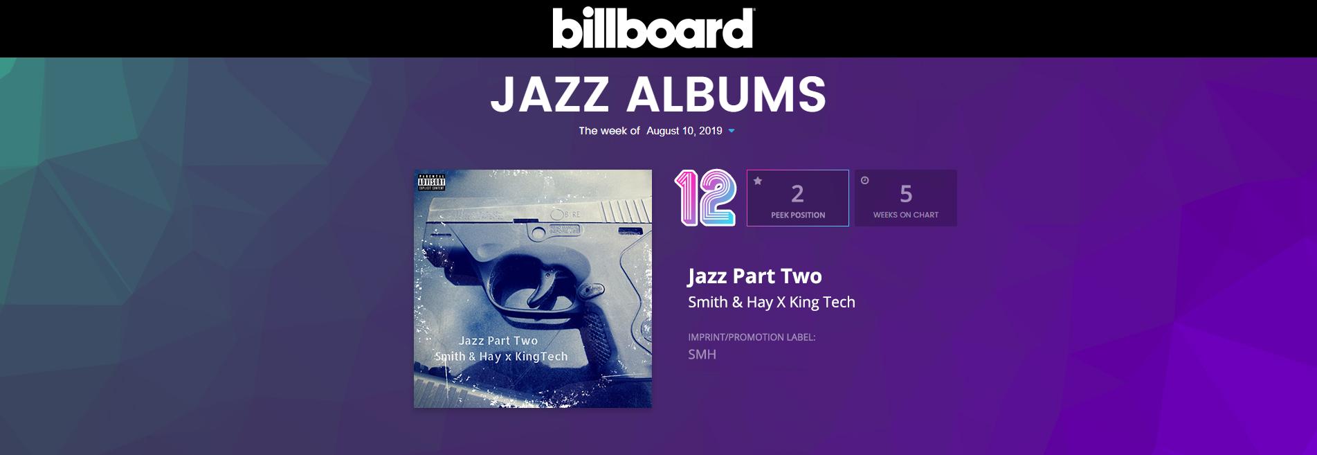 Jazz Part Two by Smith & Hay, DJ King Tech, Iliana Eve, Atlas Jenkins, Goldy Locks Band.jpg