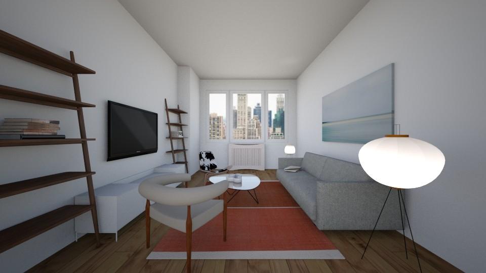 DWR Client Rendering - Midtown Condominium