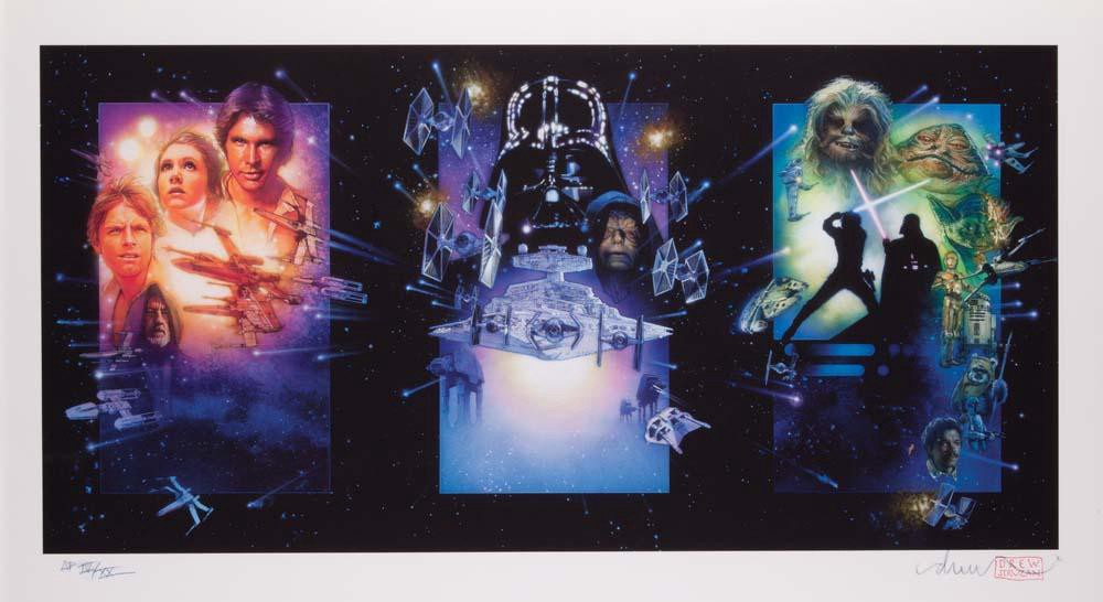 Art by Drew Struzan - Special Editions posters