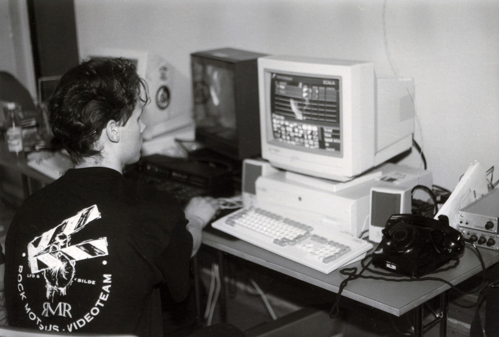 RMR Video Team 1994