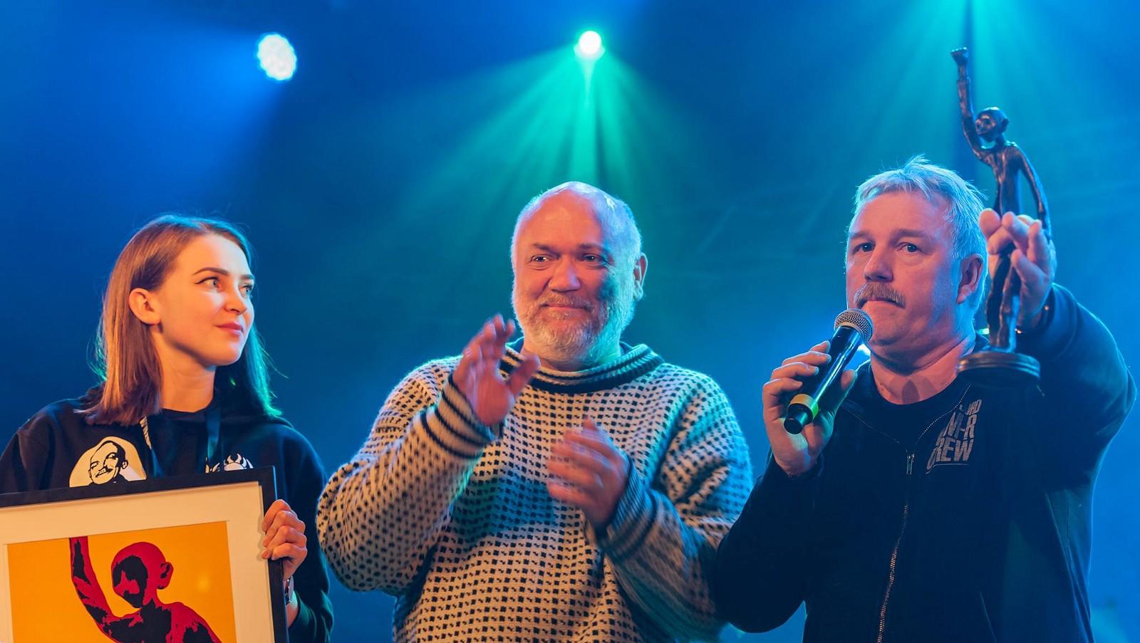 2018 —  Willy Oftedals Ærespris  (Photo: Ola Albert Bjerrang)