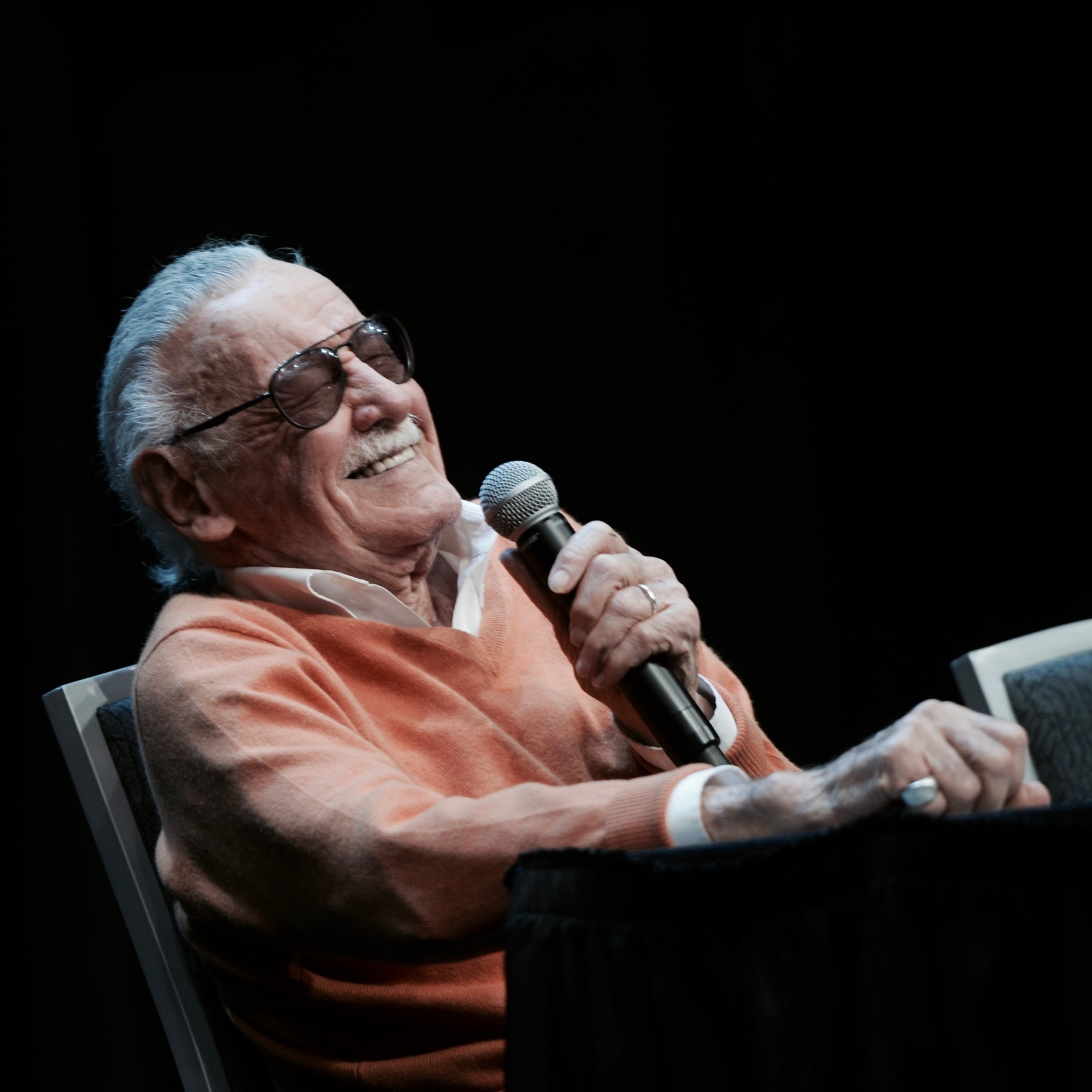 Stan Lee - Photo: Teodor Bjerrang