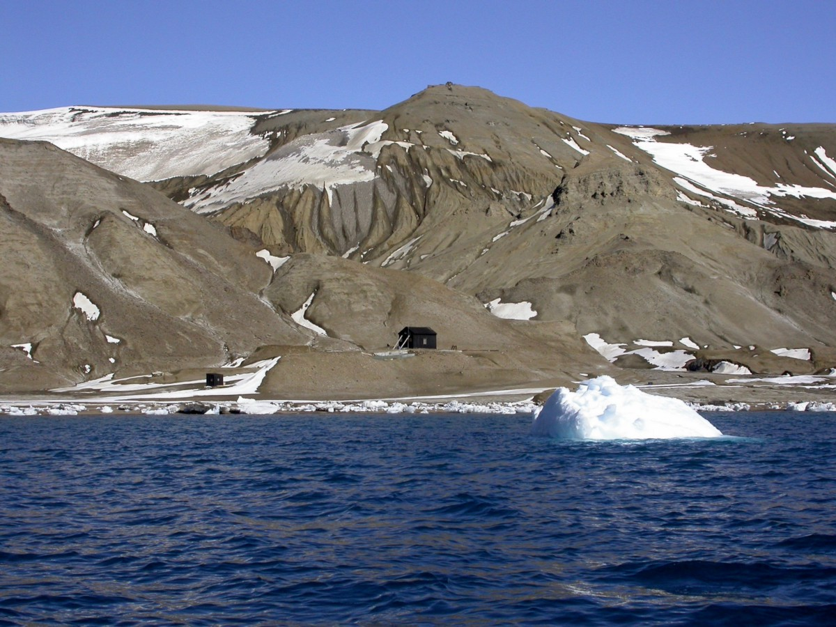 Snow Hill Island