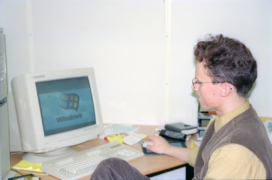 Teodor Bjerrang - iFocus 1995