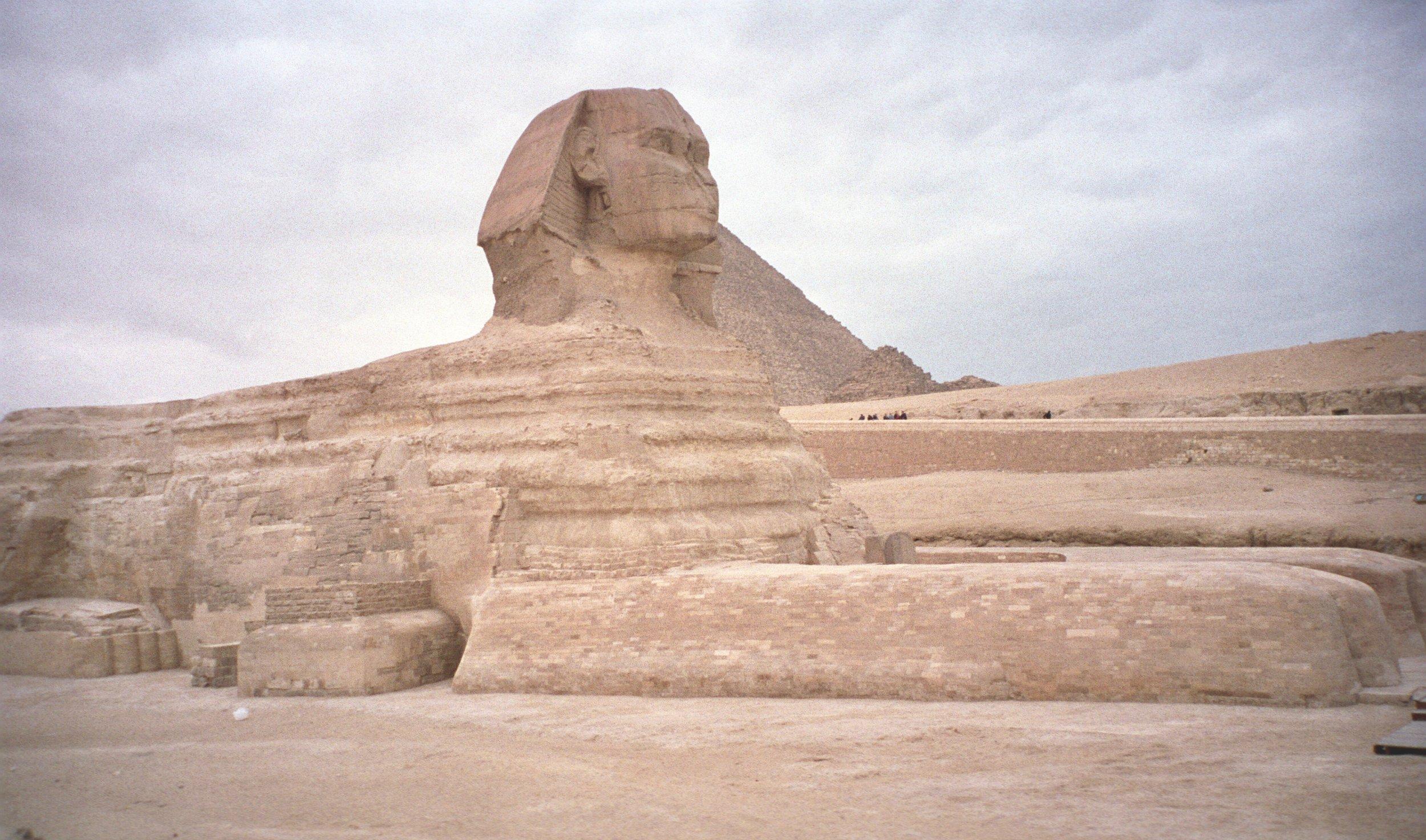 Egypt — Teodor