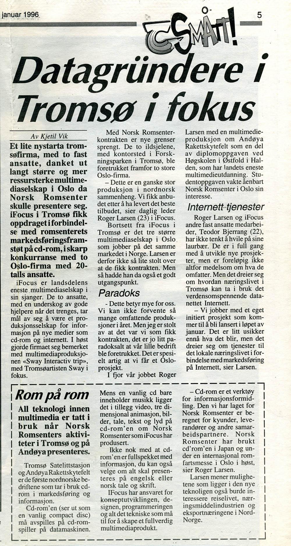 Avisen Tromsø – Tirsdag 9. januar 1996 low.jpg