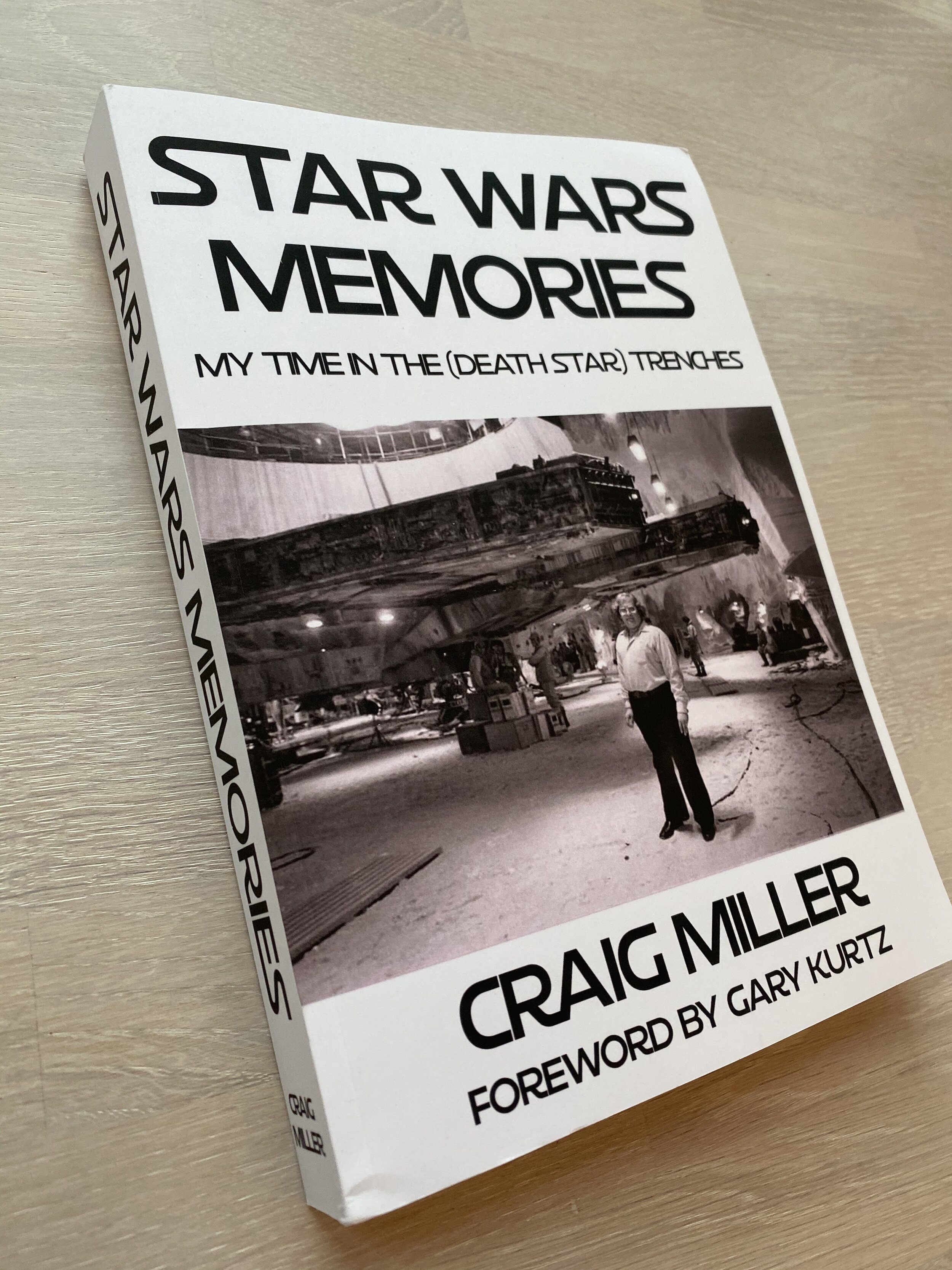 The Film Memoirs and Photographs of Alan Tomkins Stars and Wars