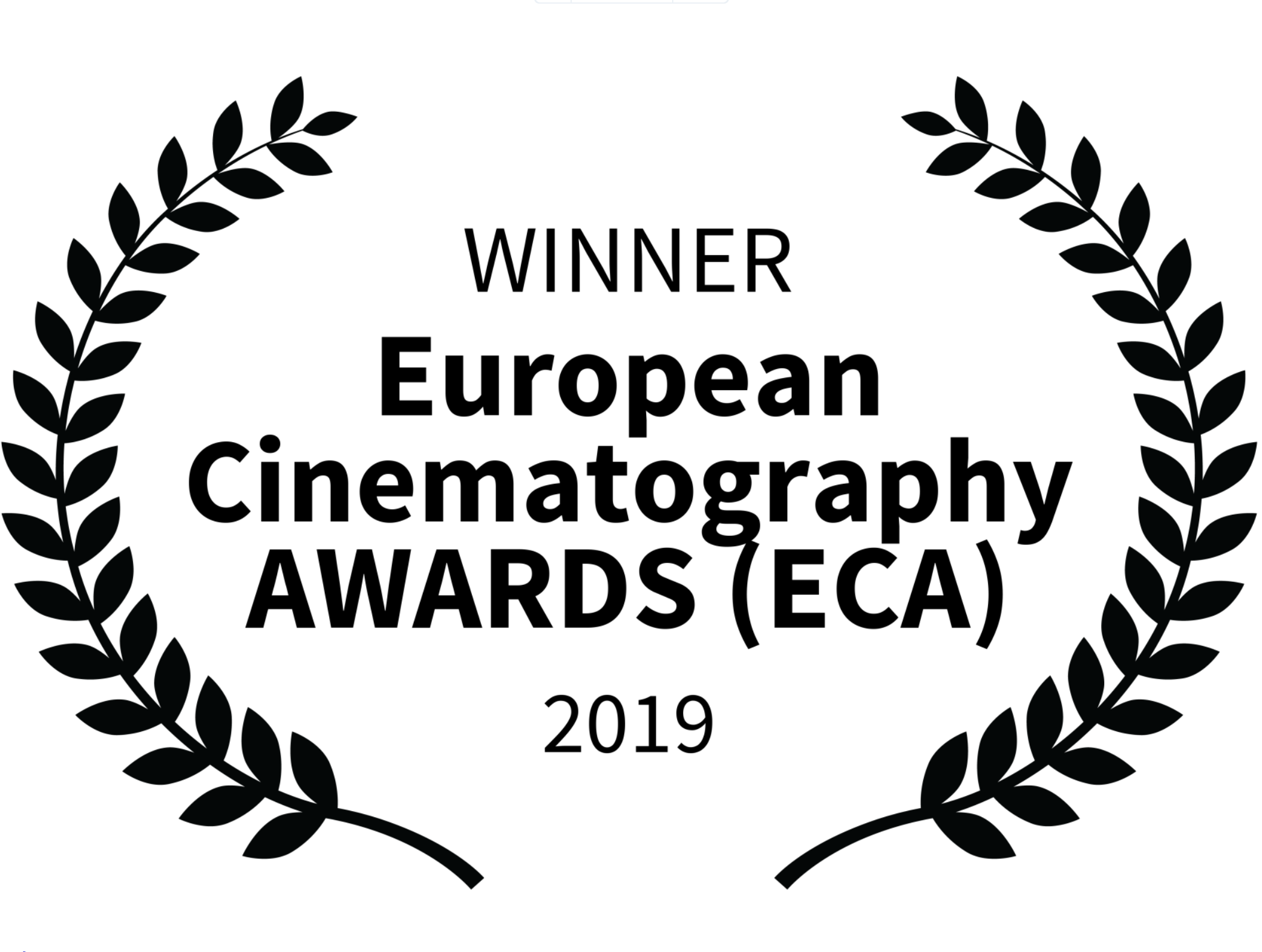 - 2018 WinnerEuropean Cinematography Awards|| Today is a Good Day