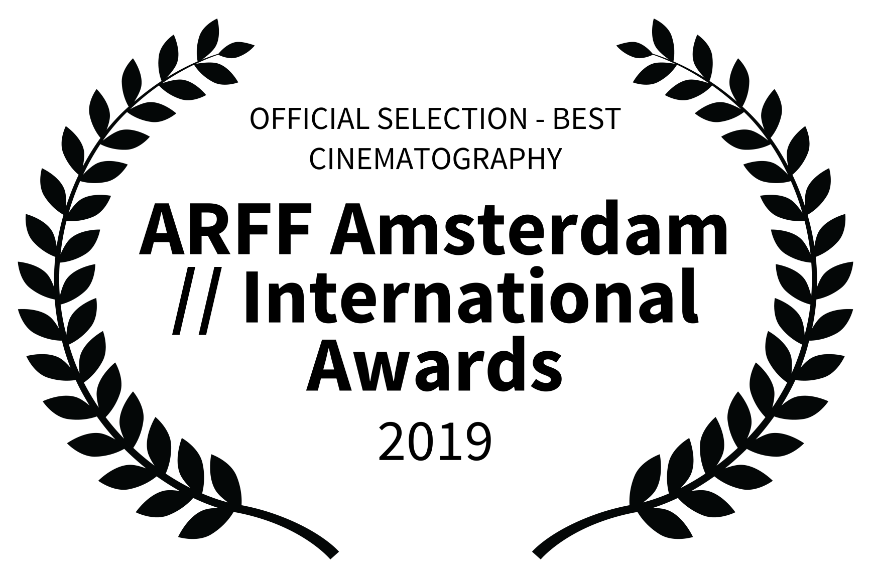 - 2018 Official SelectionBest Cinematography ARFF Amsterdam // International Awards|| Knock at the Door