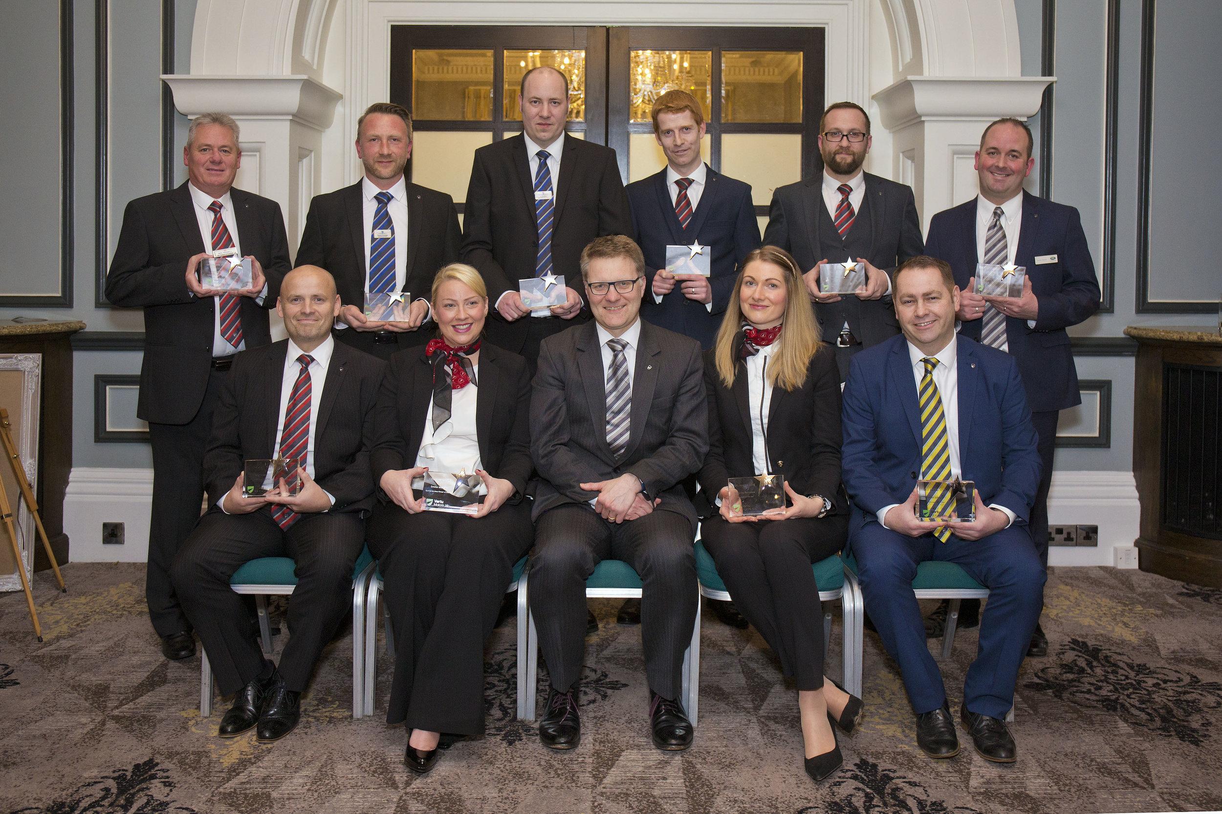 Vertu CEO Awards 2016