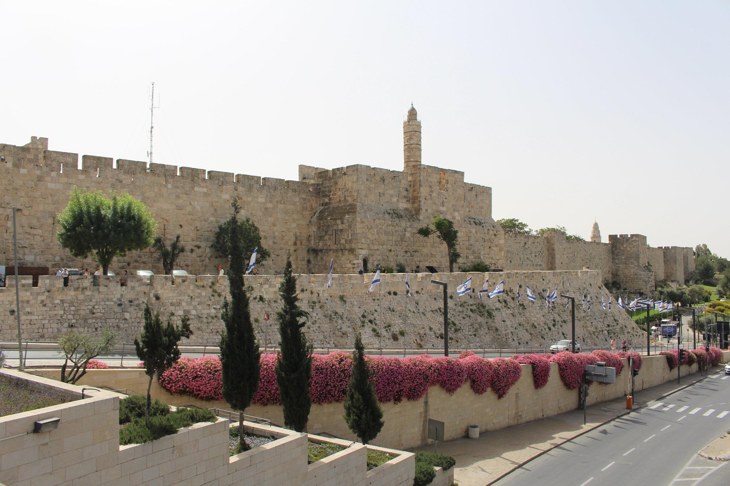 Old City Walls, Jerusalem