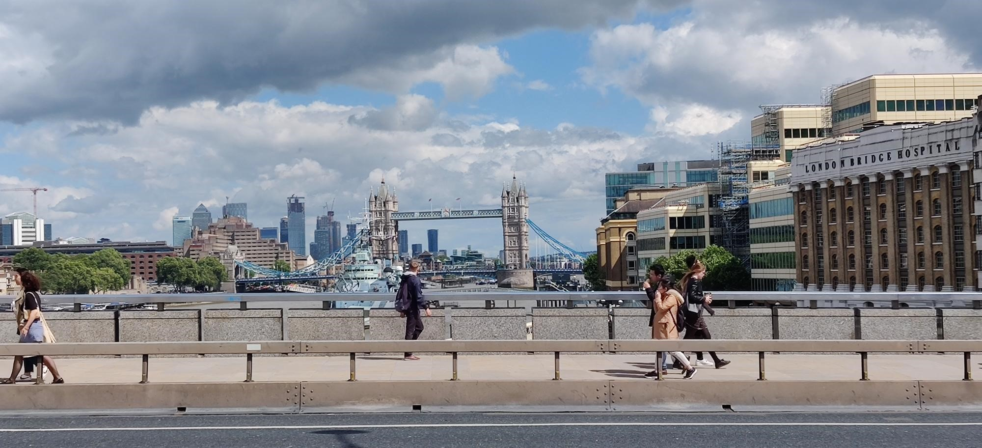 London 15 Years On… - and why I still enjoying being a tourist.