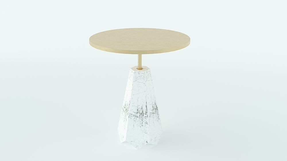 Glampique bed side tables
